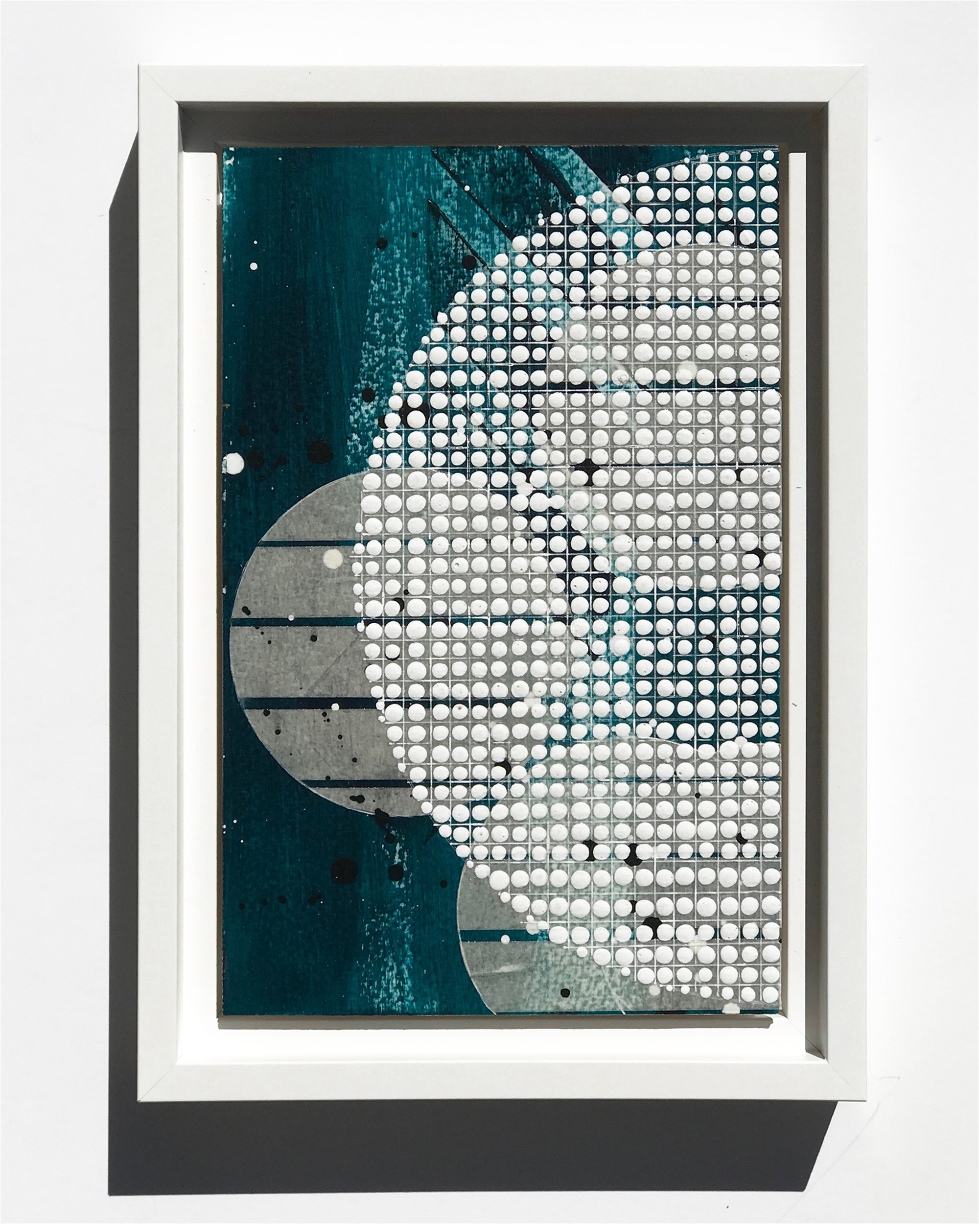 Lantern, Hemisphere 2, Study No.72 by Nina Tichava