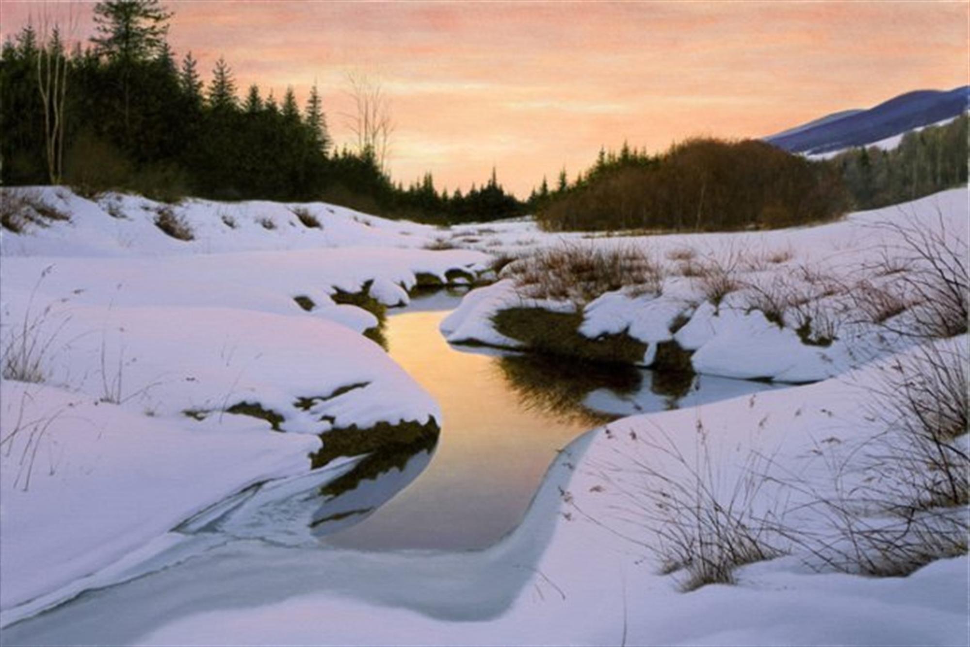 The Last Days of Winter by Alexander Volkov