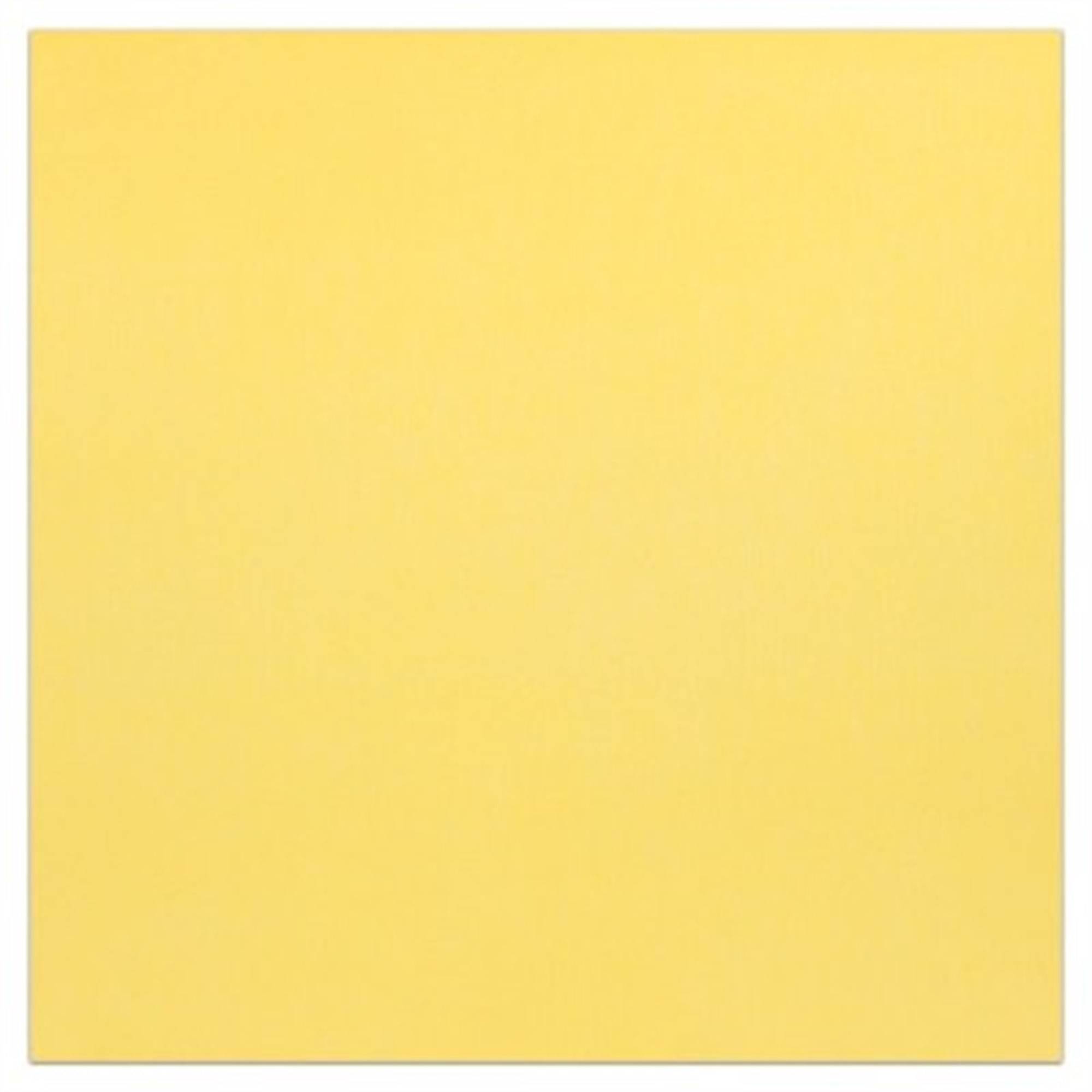 Yellow with White Lines, Vertical, Not Touching by Sol LeWitt