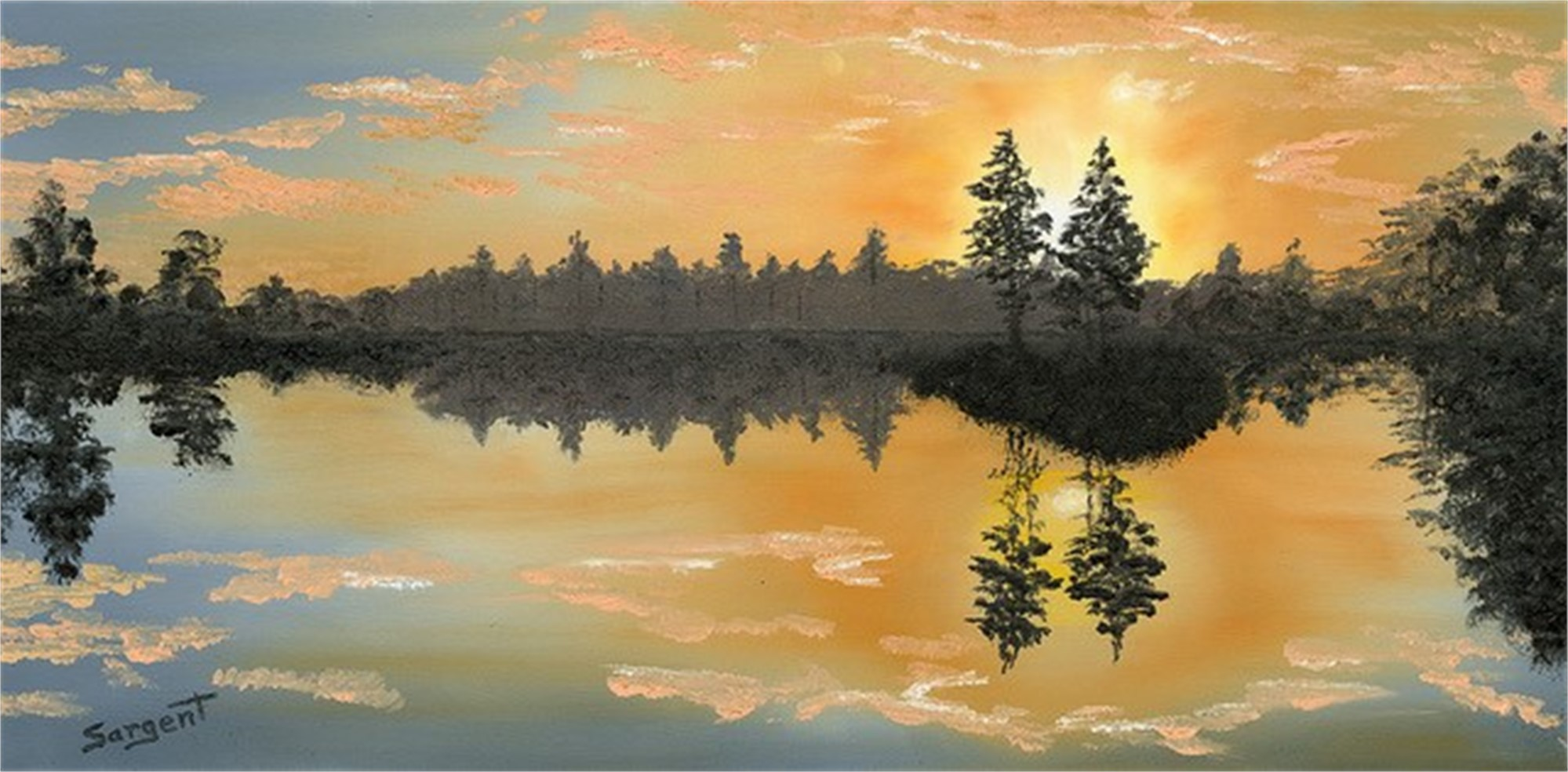 Reflections by Phil Sargent (Canby, OR)