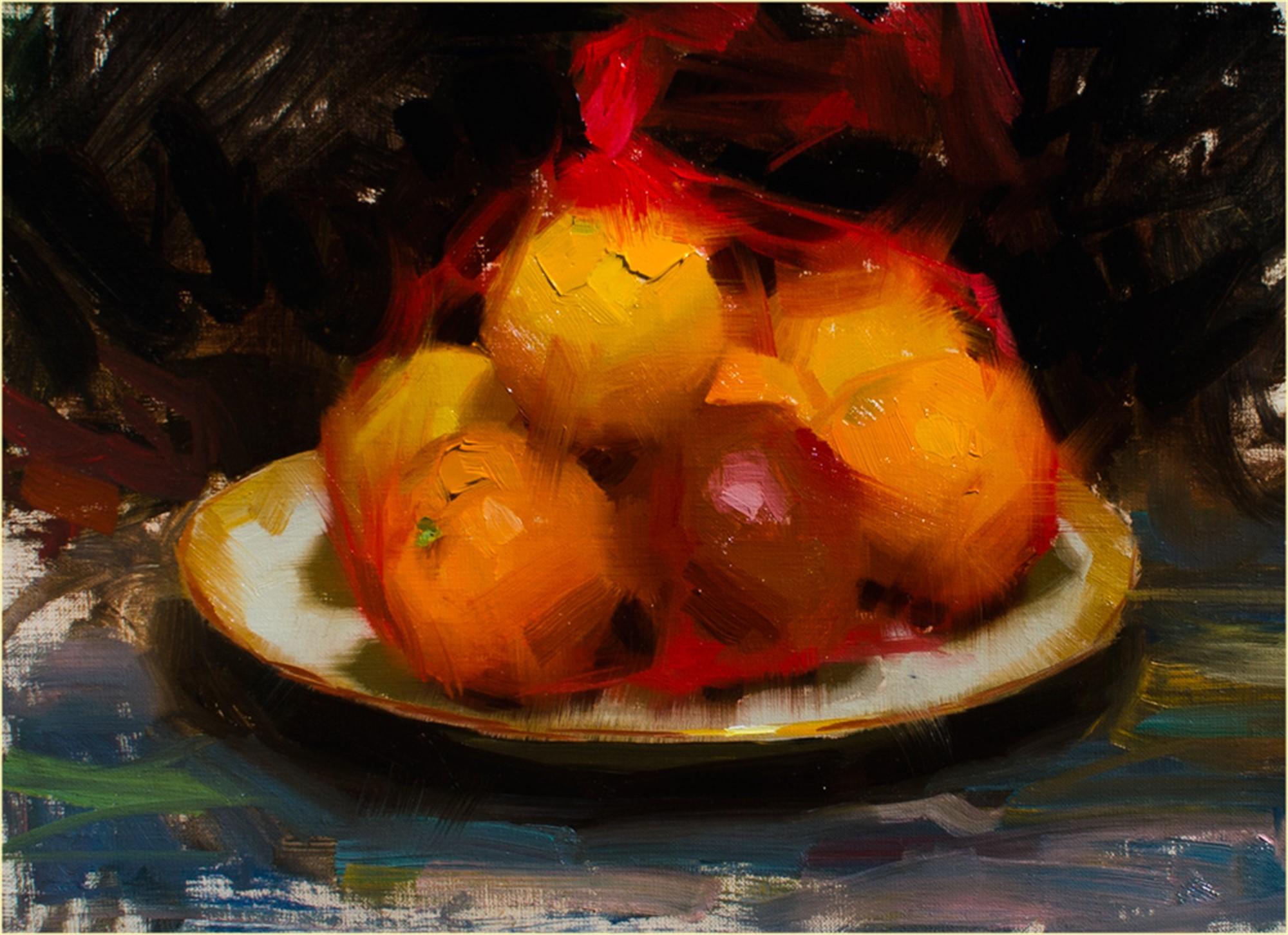 A Study of Citrus by Daniel Keys