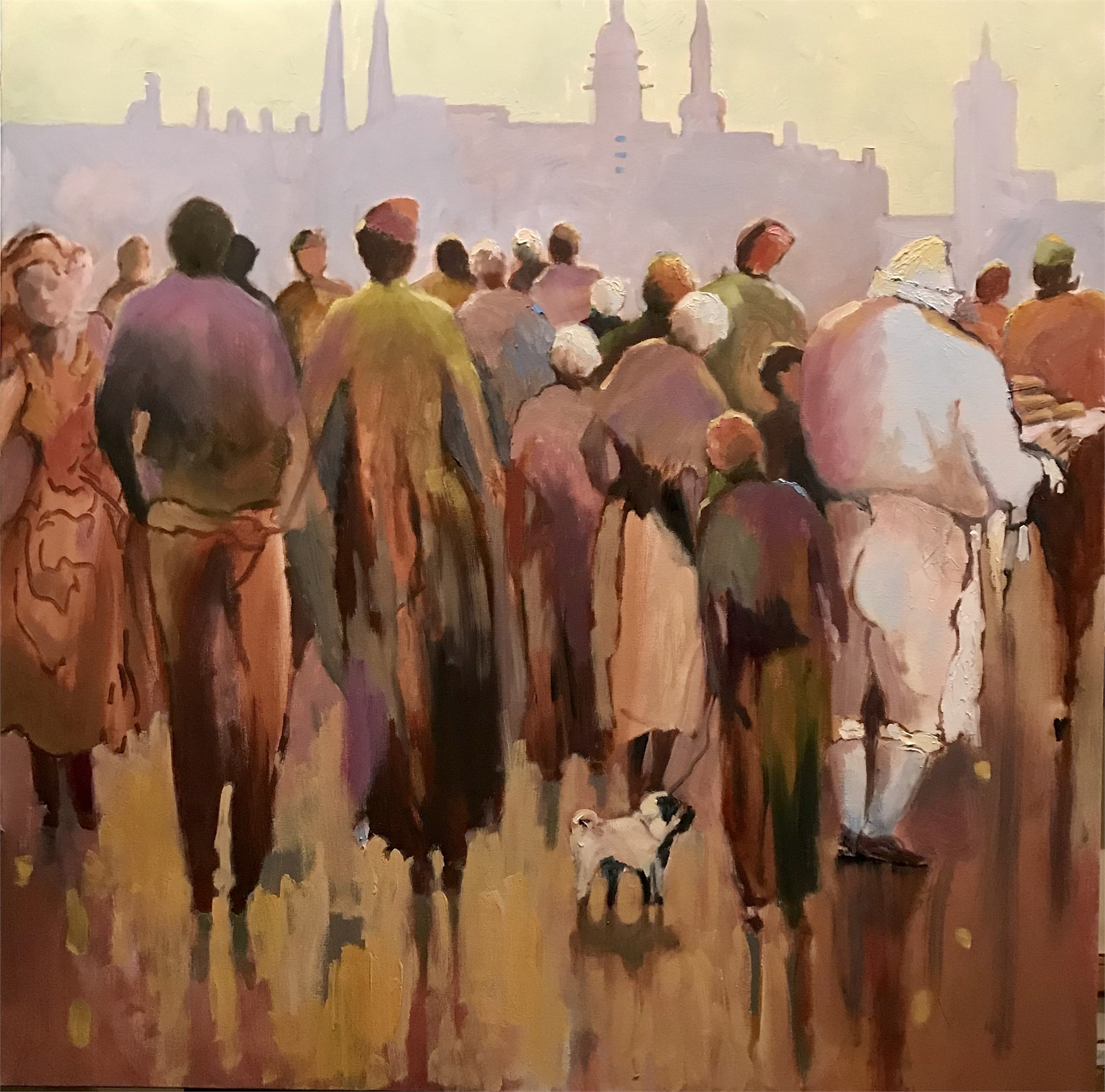 The Baker's Cakes by Betsy Havens
