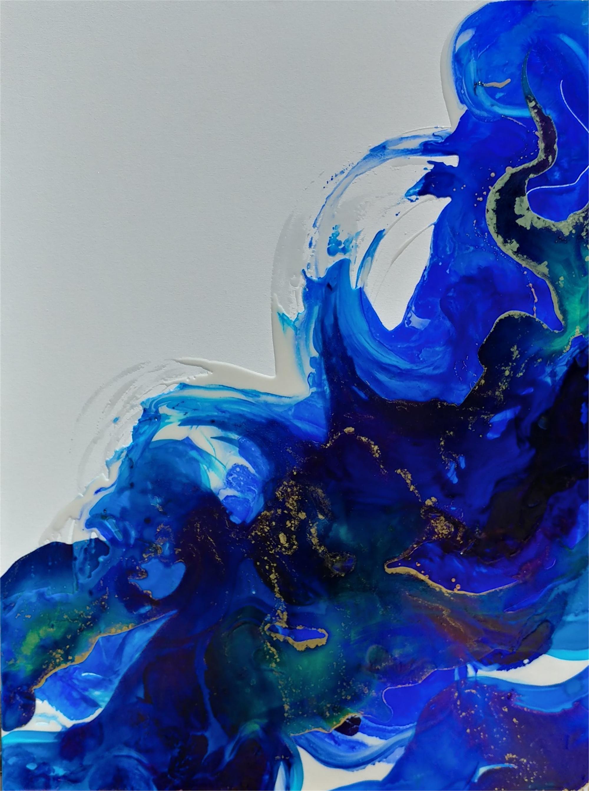 Oceanus No. 4 by Lisa Ledson
