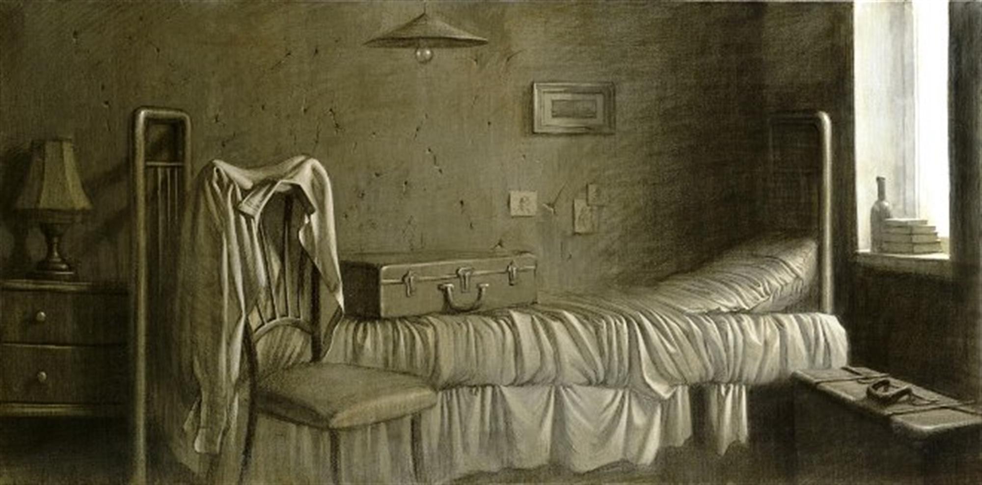 A Restless Night by Alexei Butirskiy