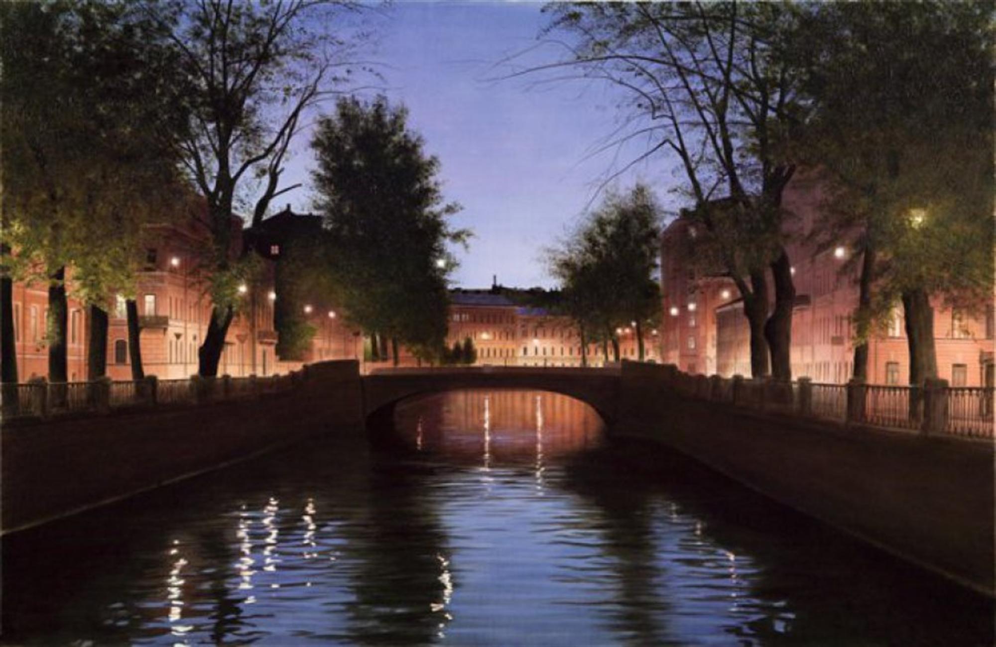 Northern Venice by Alexander Volkov