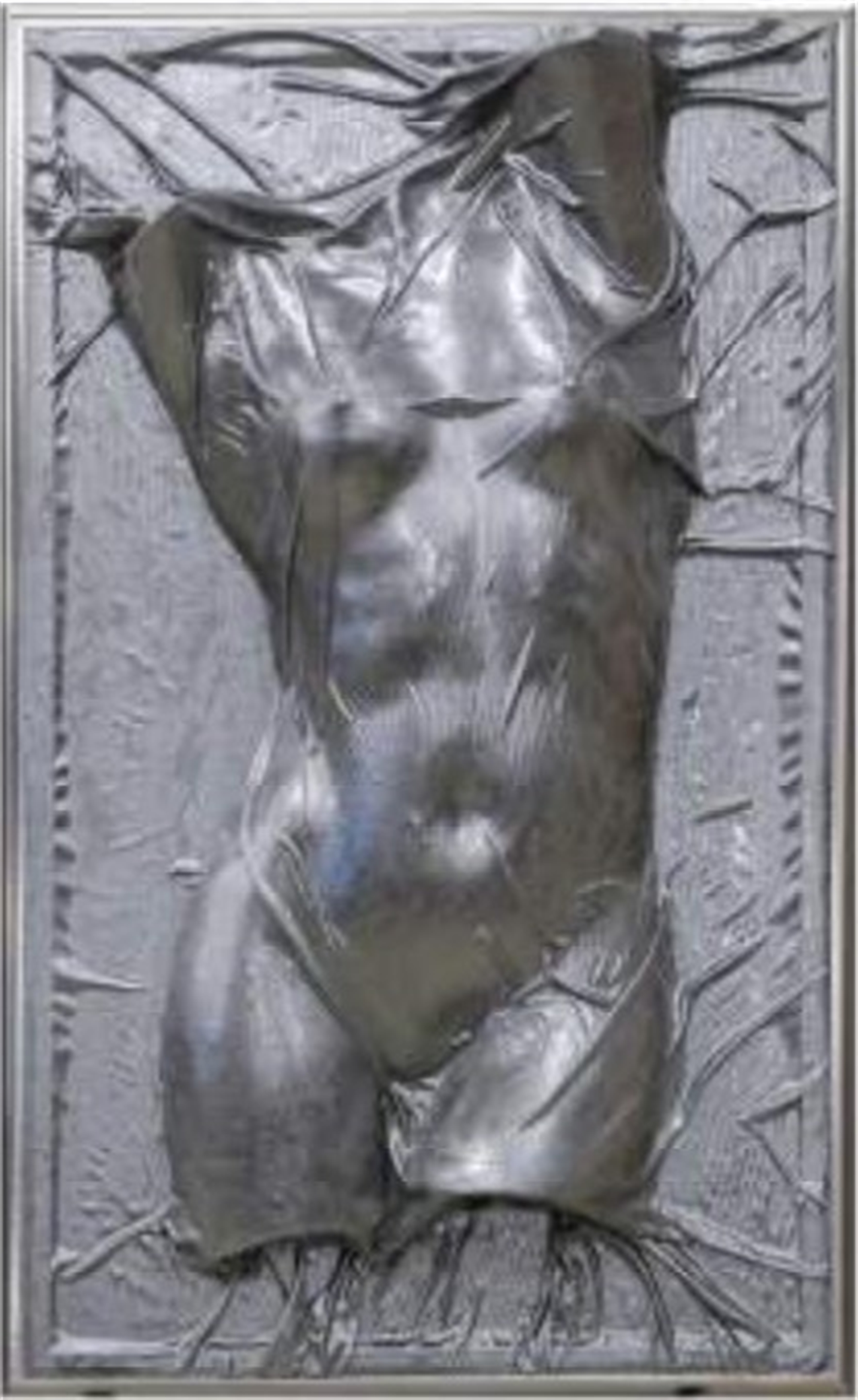Torso Gift Wrapped by Bill Mack