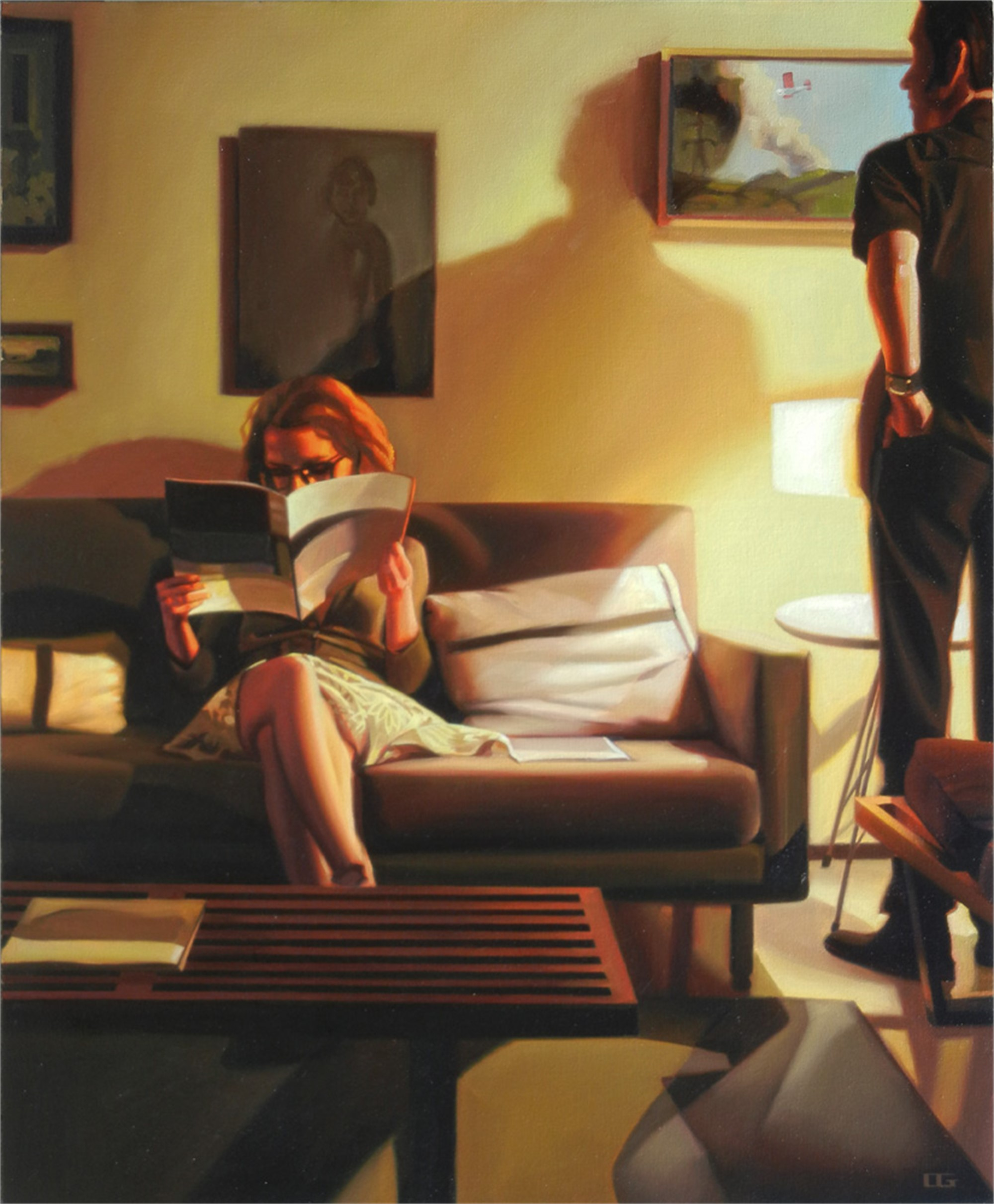Casual (S/N) by Carrie Graber