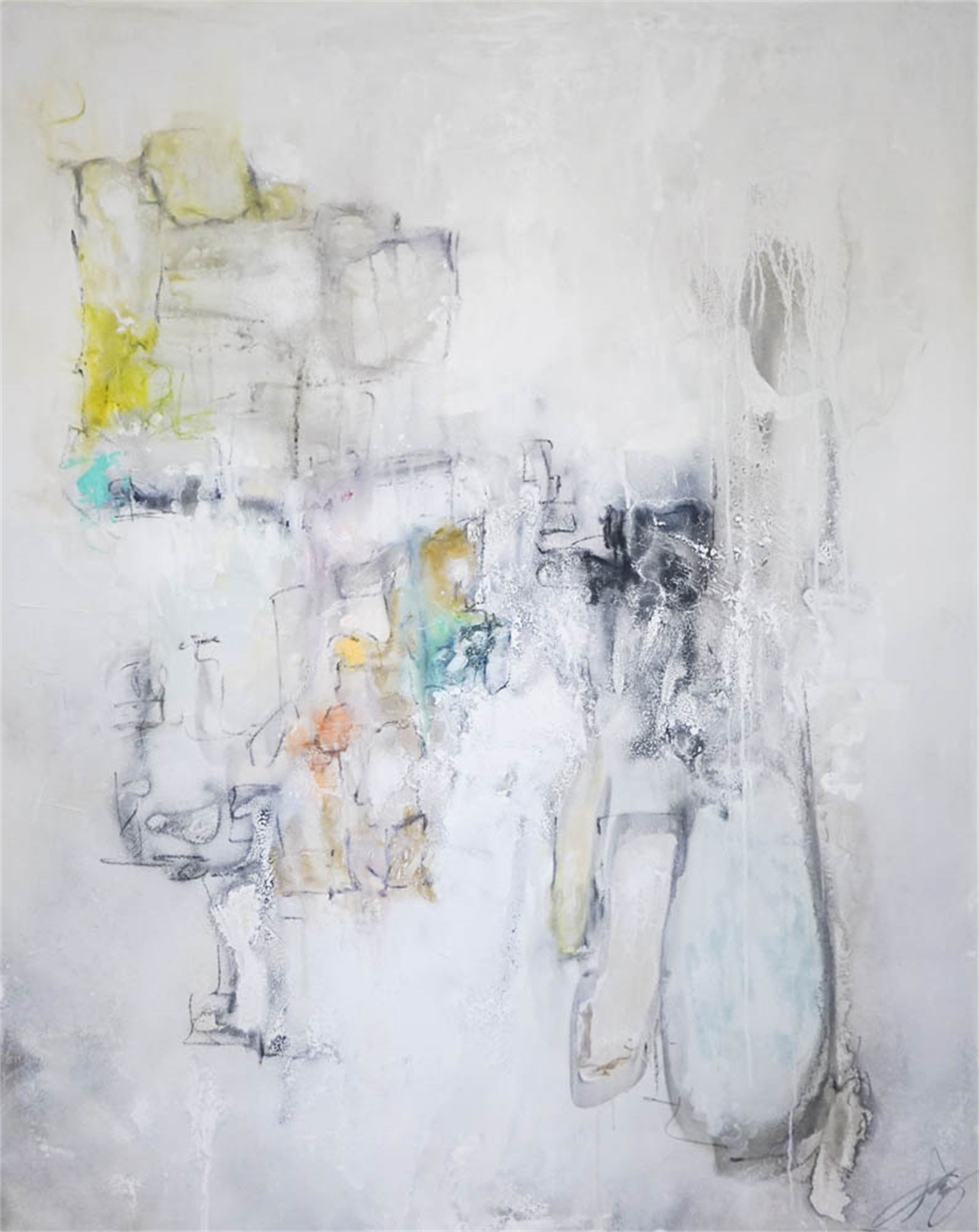 Blurred Sobriety by Amy Gordon