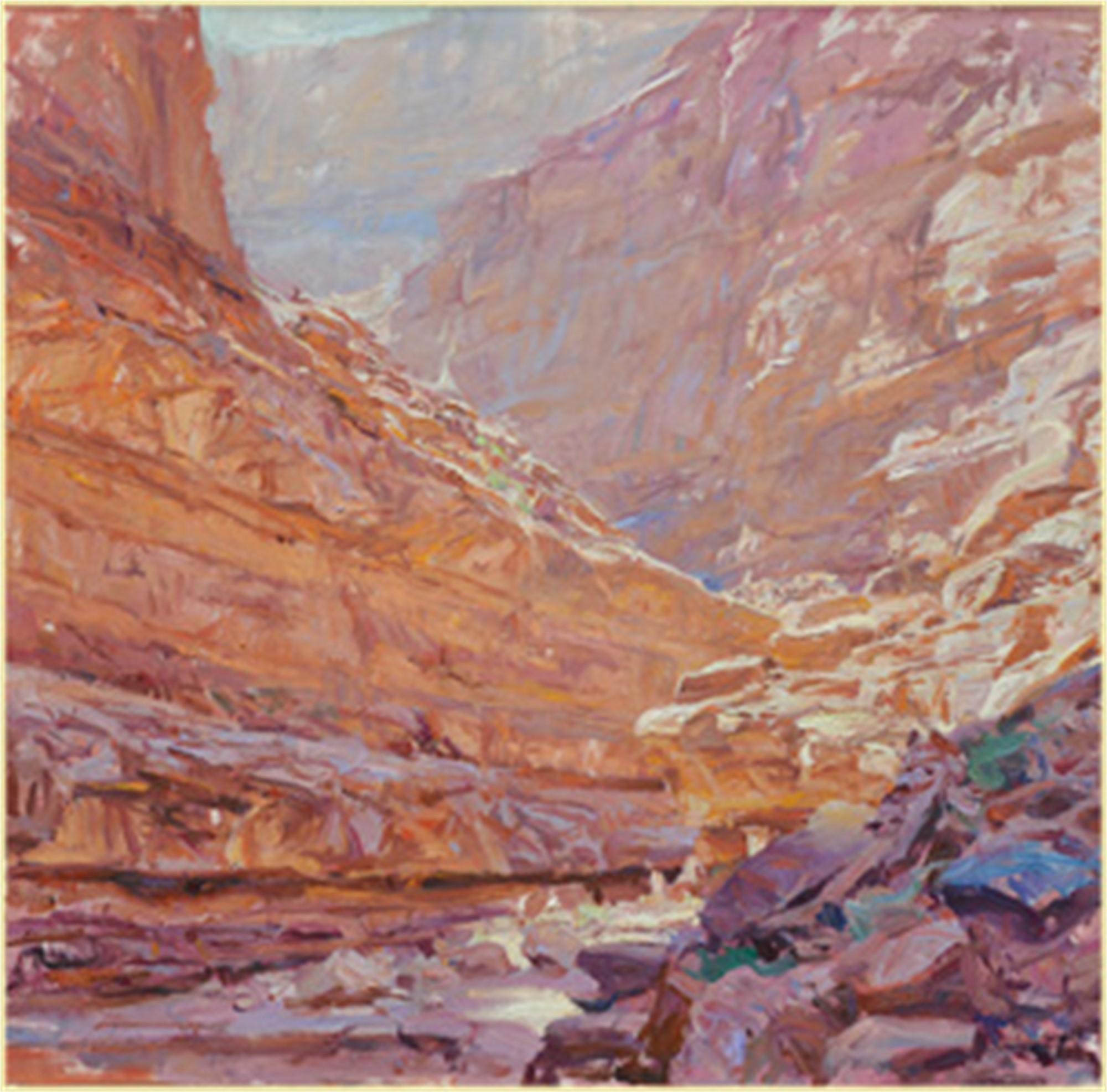 Slot Canyon, Grand Canyon by Quang Ho