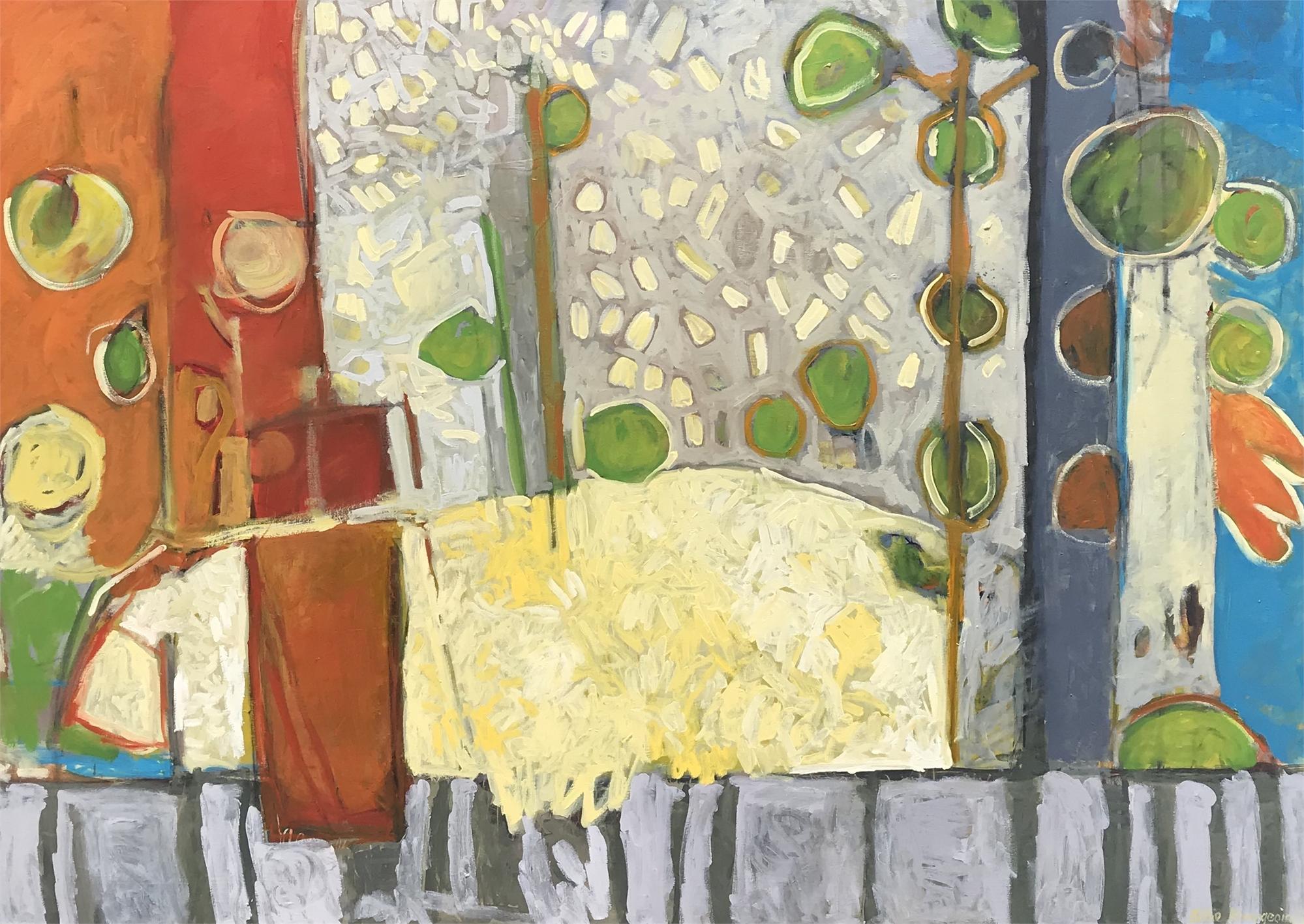 Peas on Polls by Billie Bourgeois