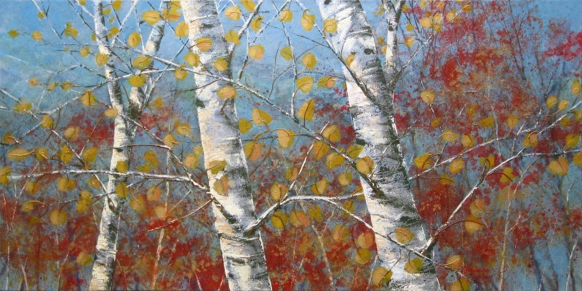 Morning Gold by Bob Chrzanowski