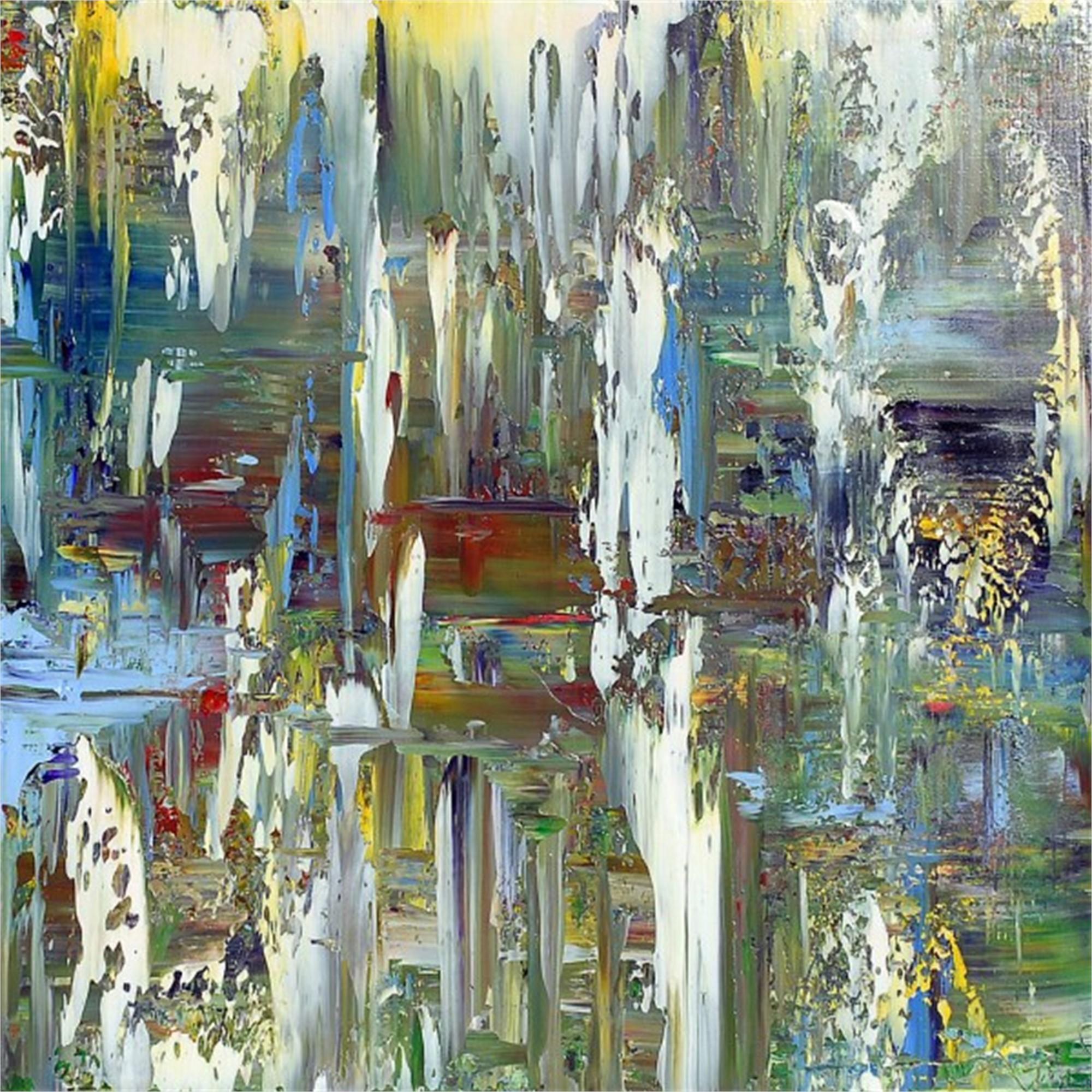 Monet by the Seine by James C. Leonard