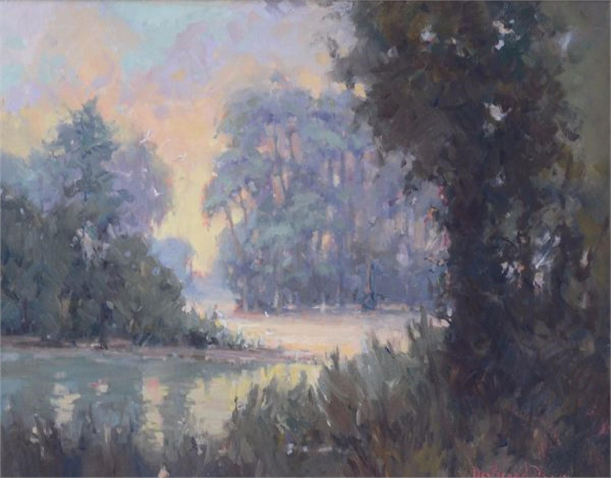 Morning Mist by Dee Beard Dean