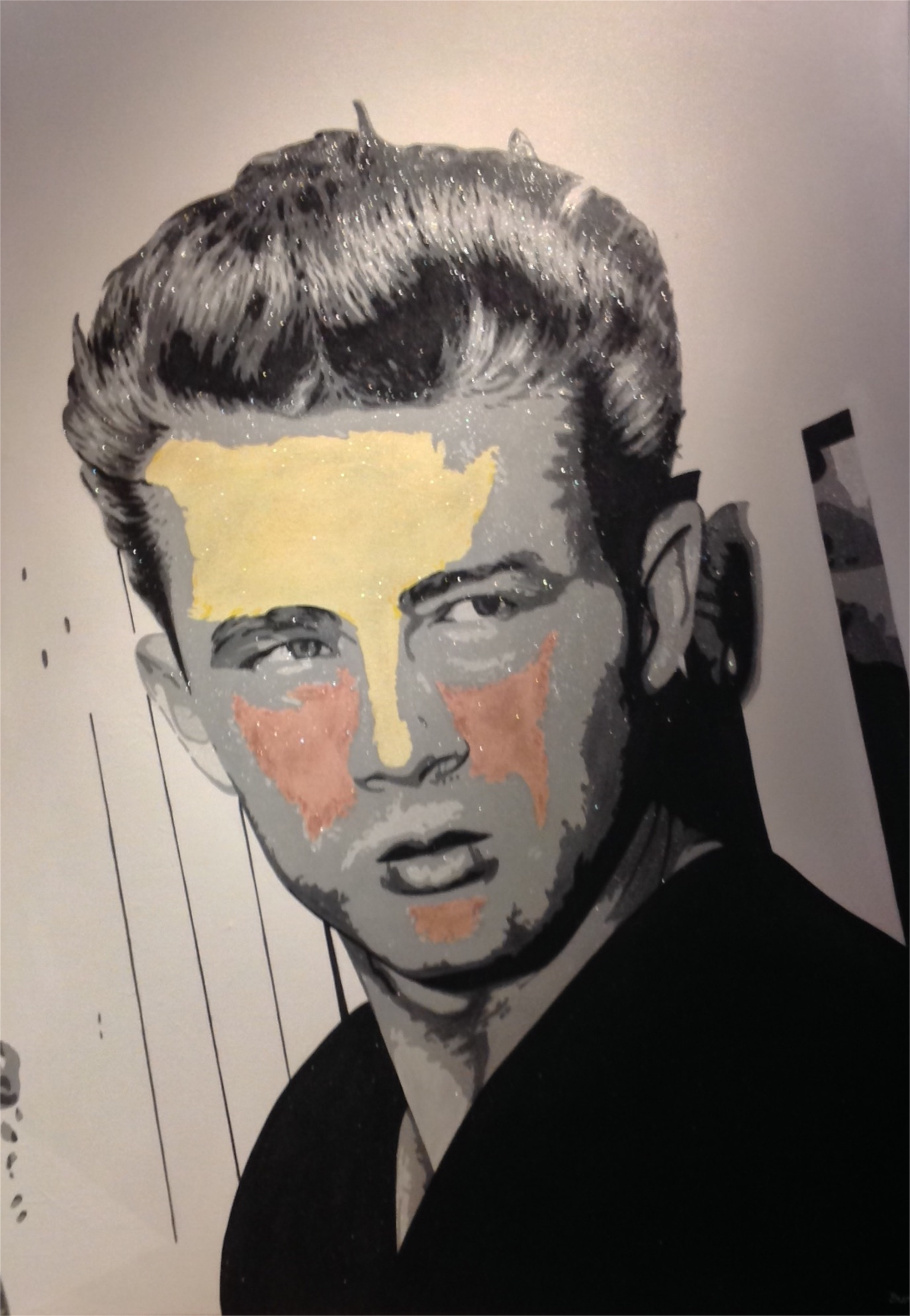 """James Dean"" by Buma Project"