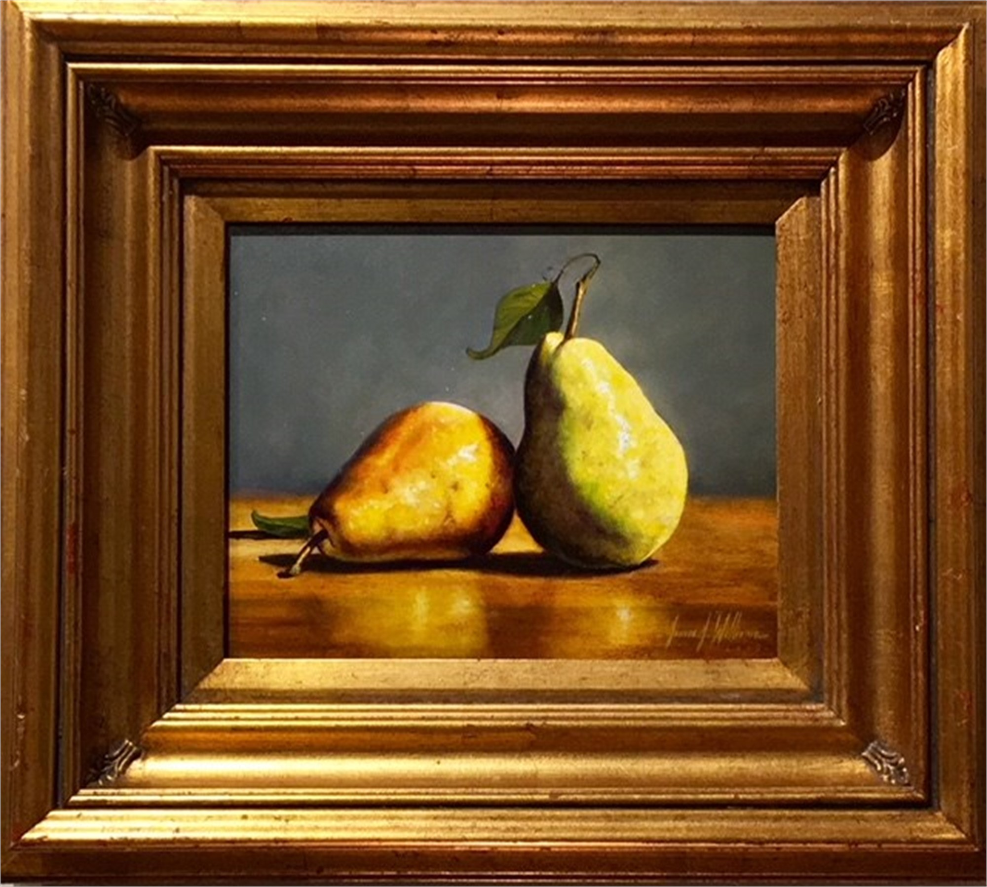 A Pair of Pears by James J. Williams