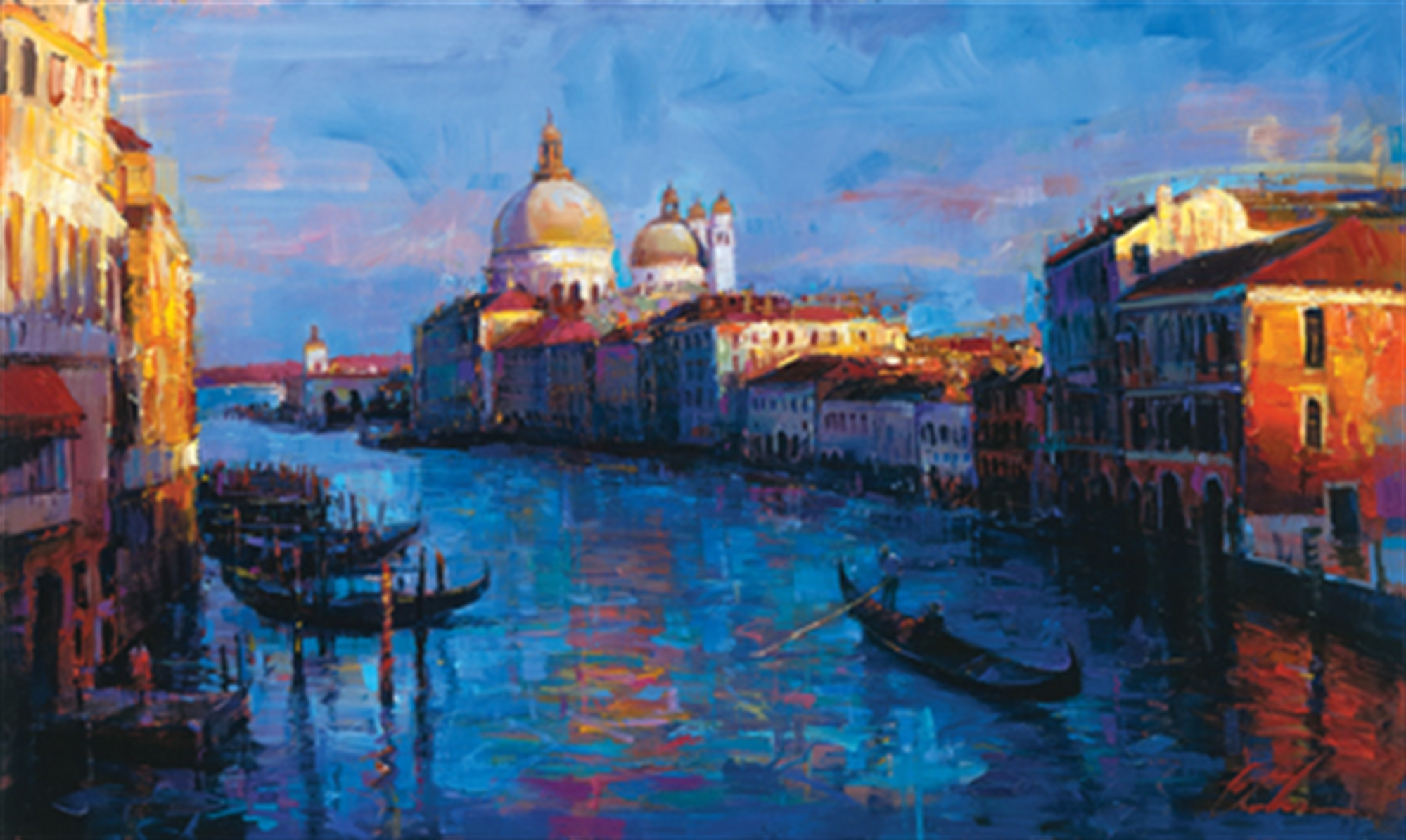 Beautiful Venice by Michael Flohr