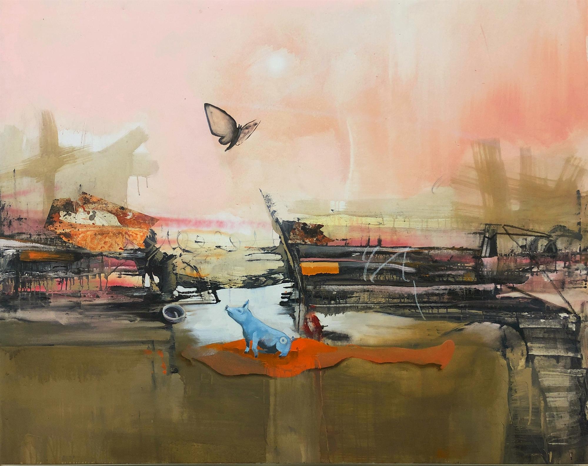 The Hybrid by Marcus Jansen