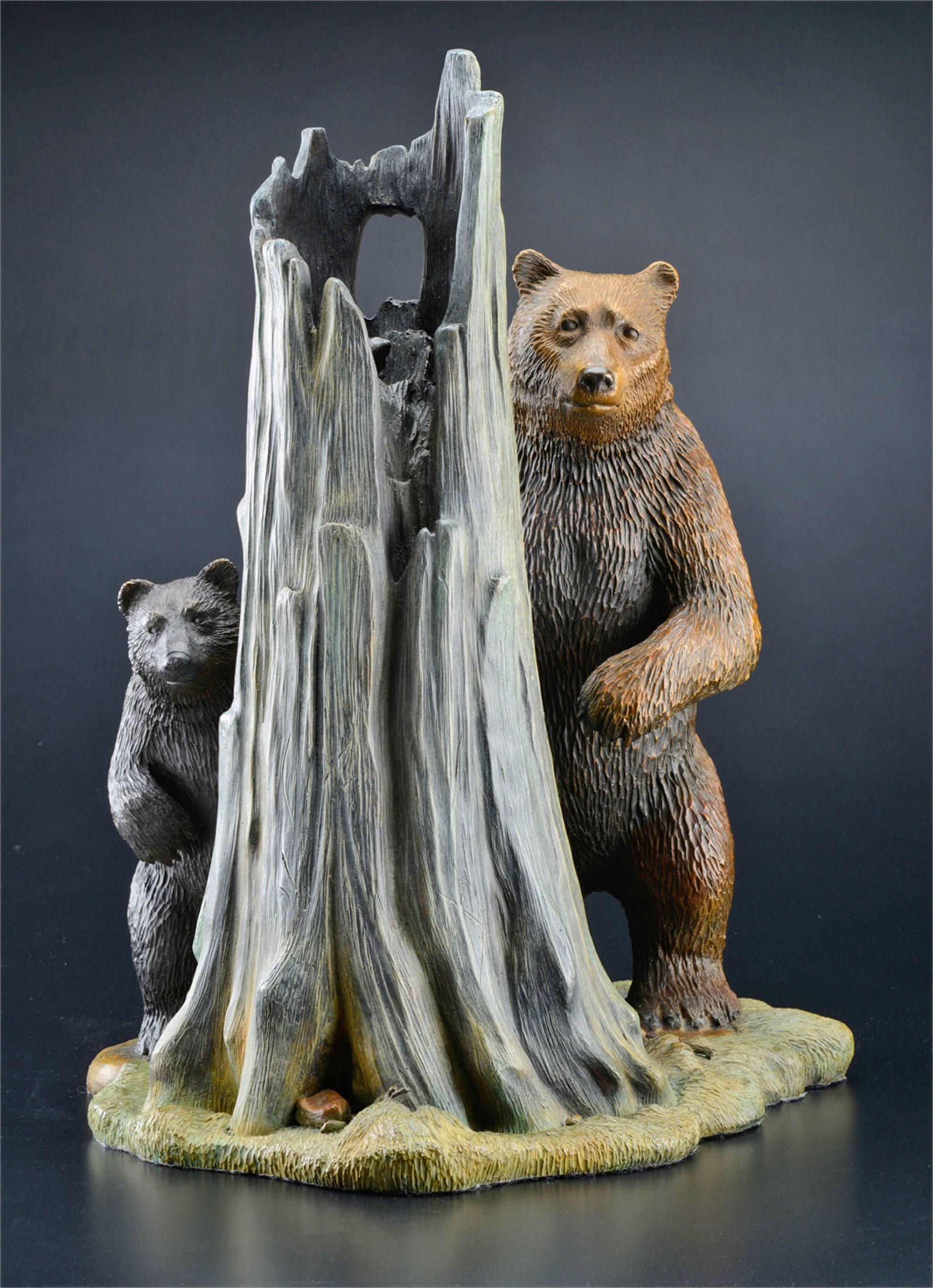 Rangers (Sculpture) by Robert Bissell