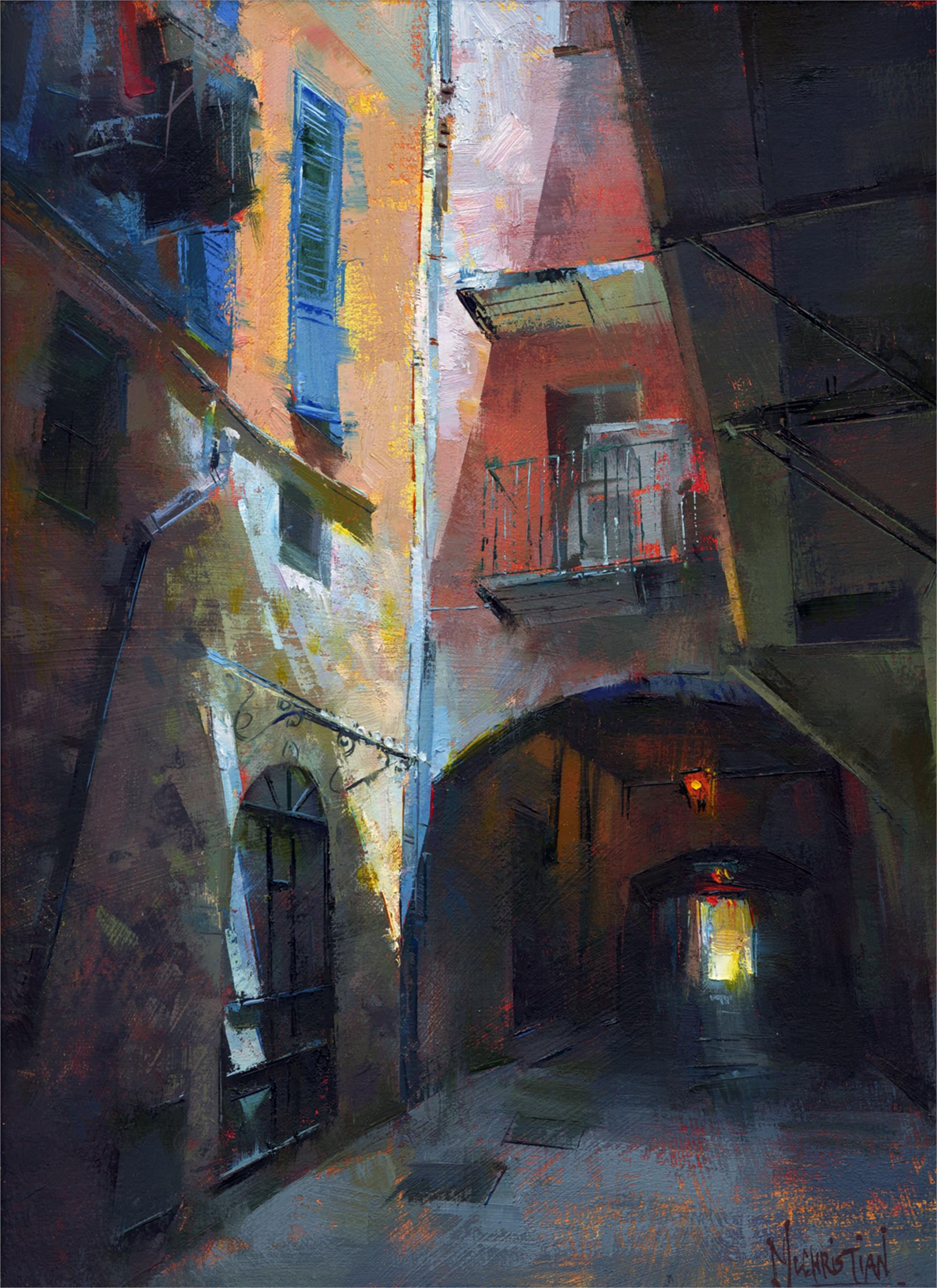 Passage of Light by Jennifer McChristian