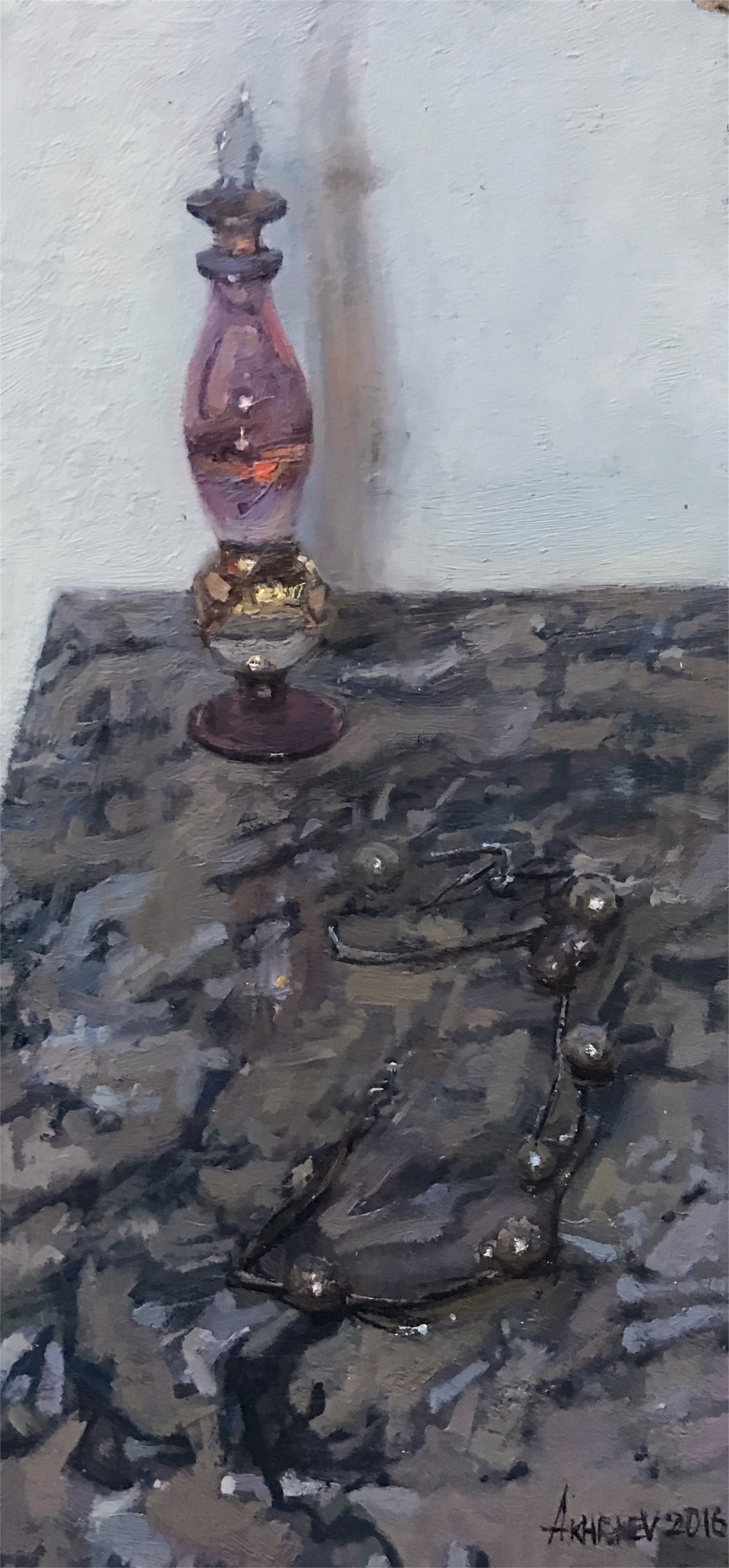 Little Treasures II by Daud Akhriev