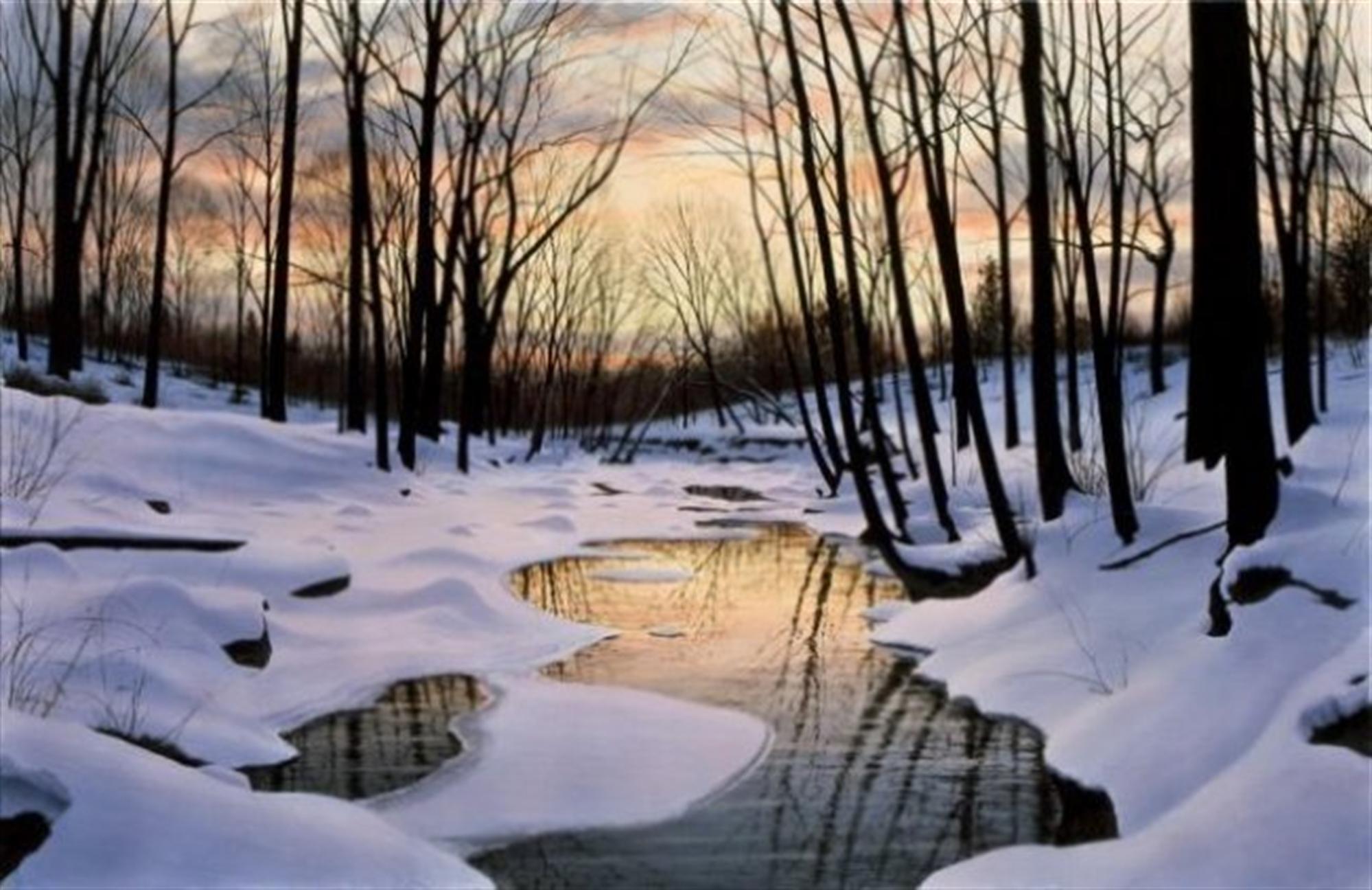 Nightfall by Alexander Volkov
