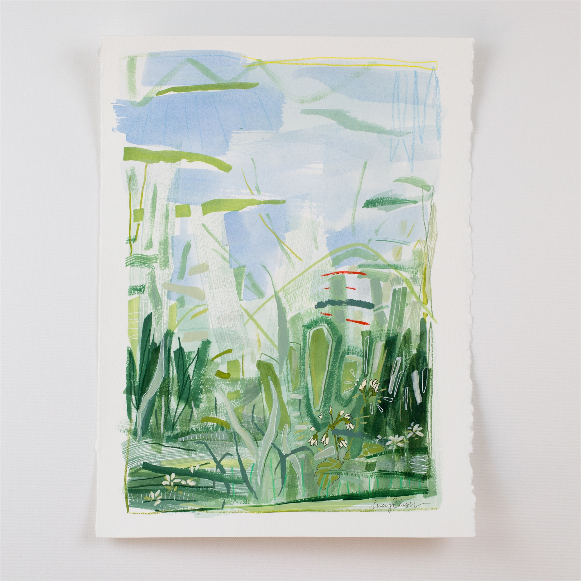 Hatch by Lucy Reiser