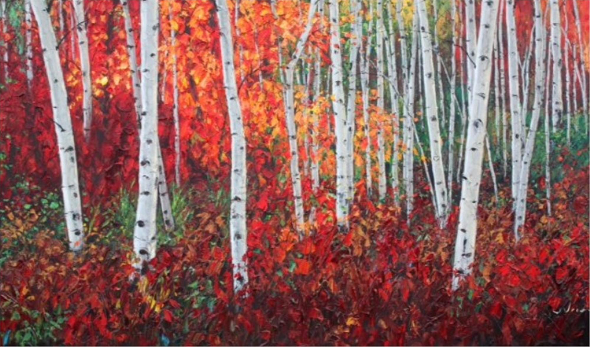 World of Color S/N by Jennifer Vranes