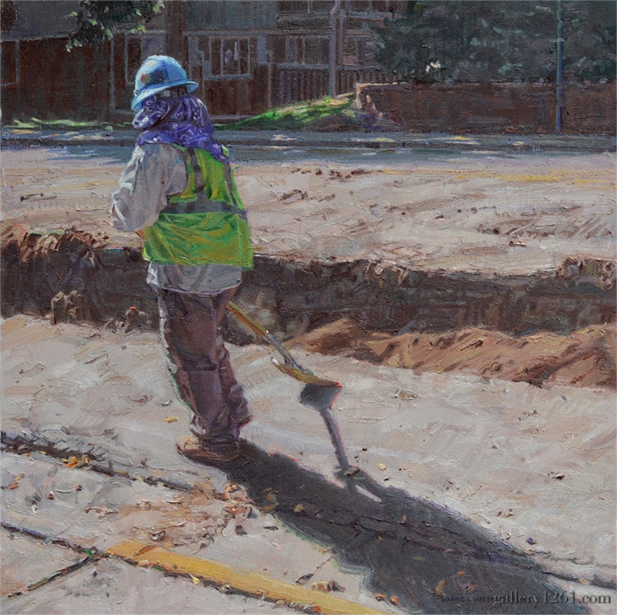 Scraping by Dianne L Massey Dunbar