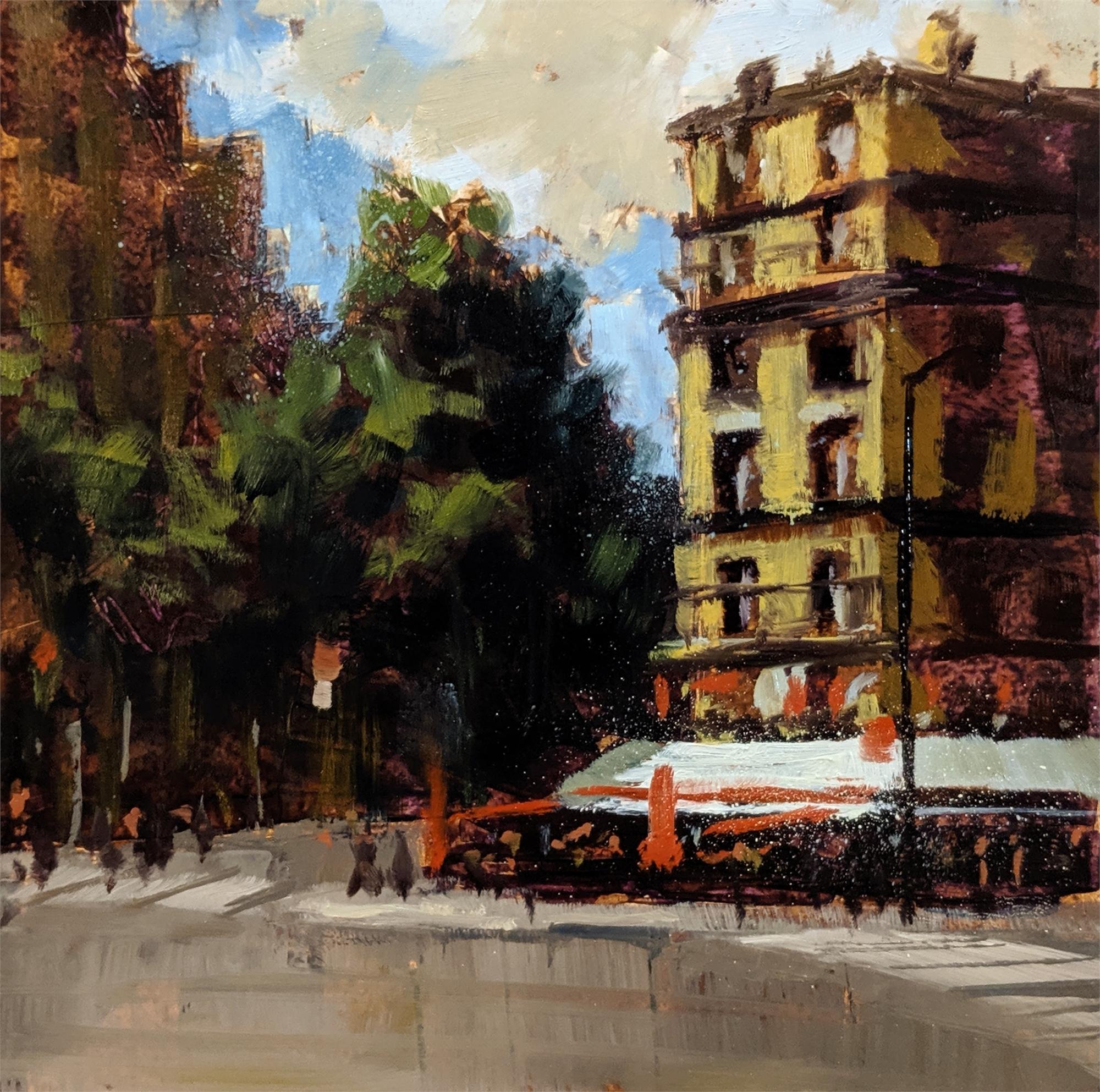 Story of Paris, Vol I, No. 13 by Christopher Clark