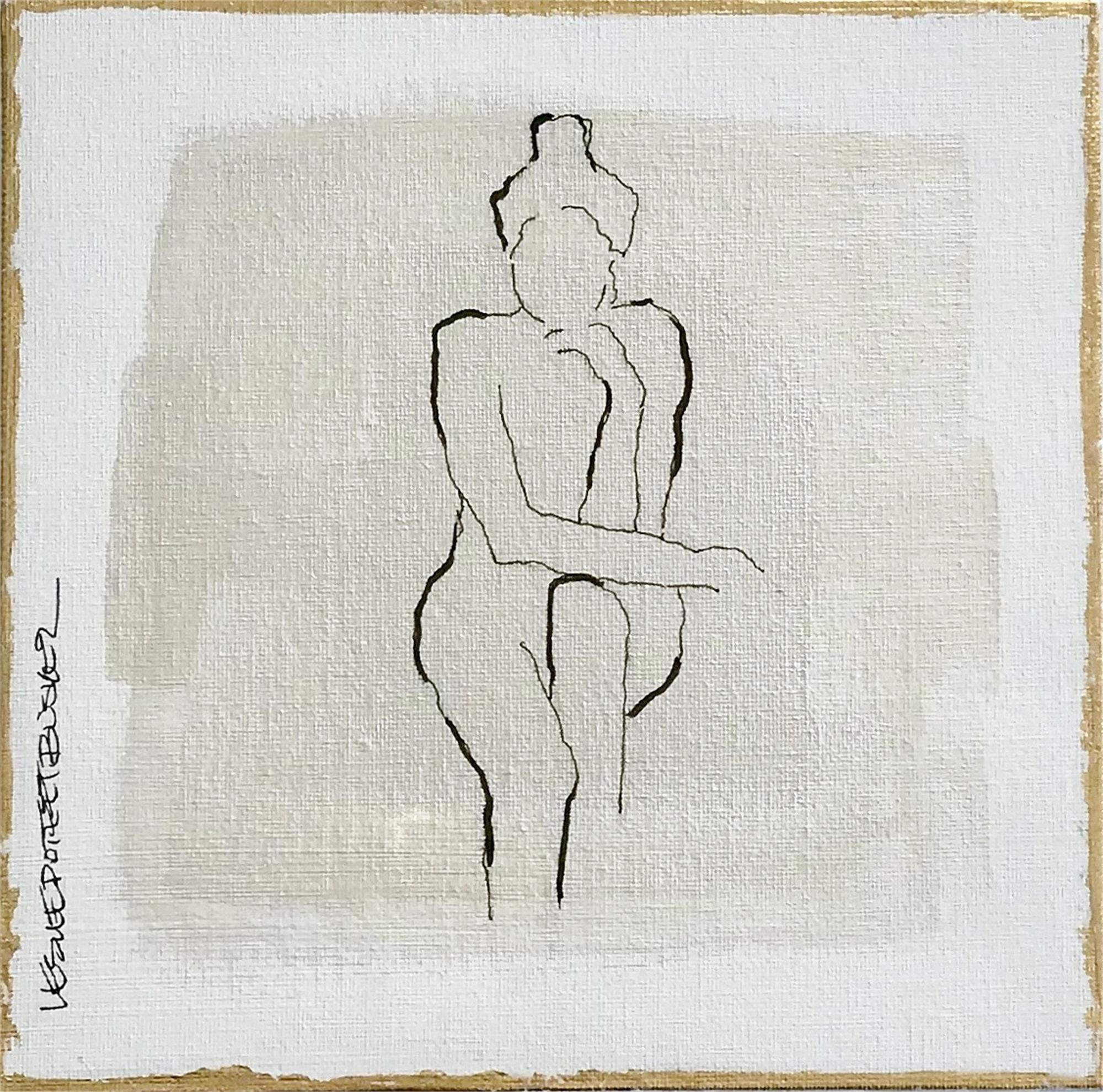 Figure No. 107 by Leslie Poteet Busker