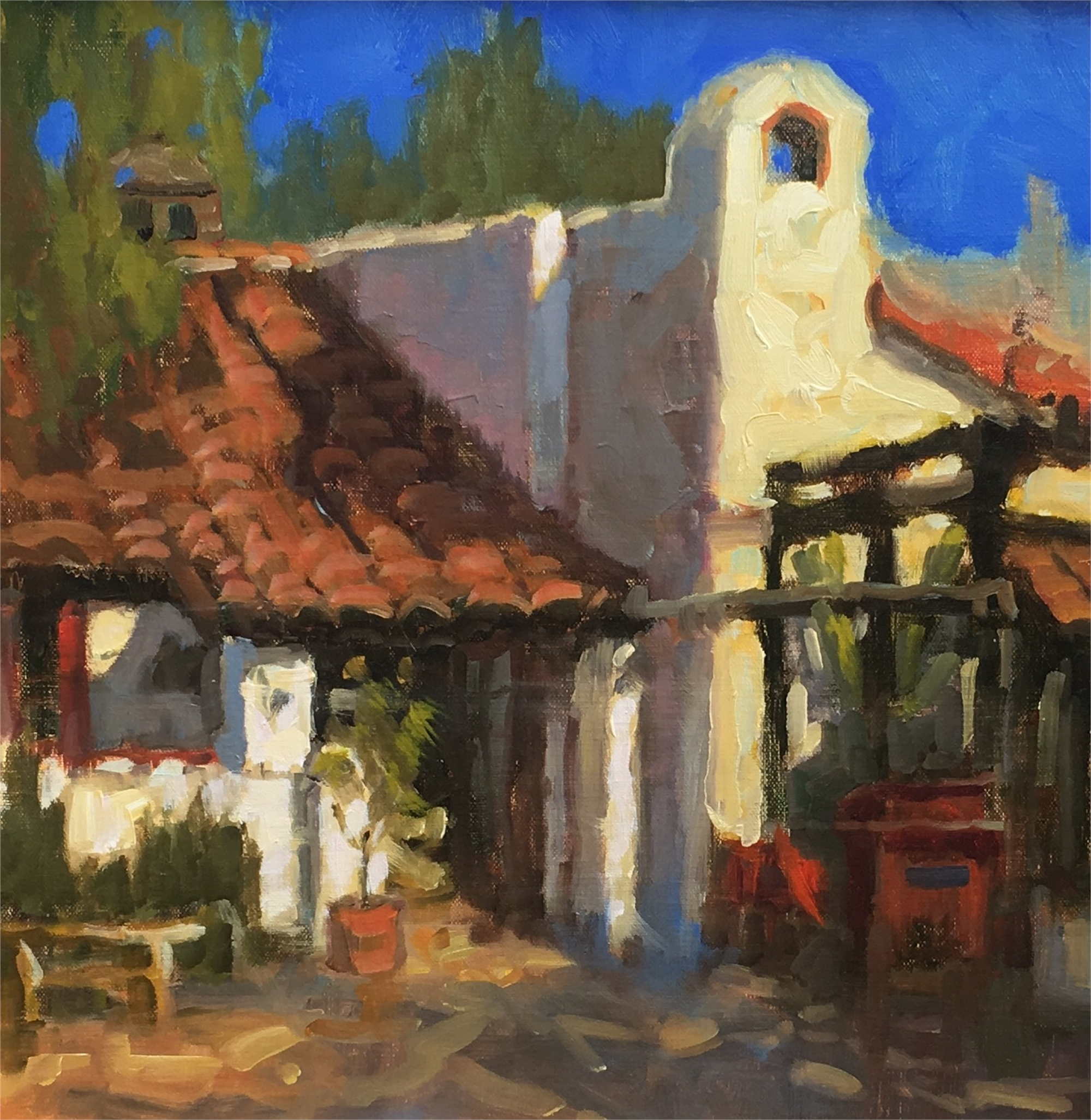 Mission Bells by Laurie Meyer