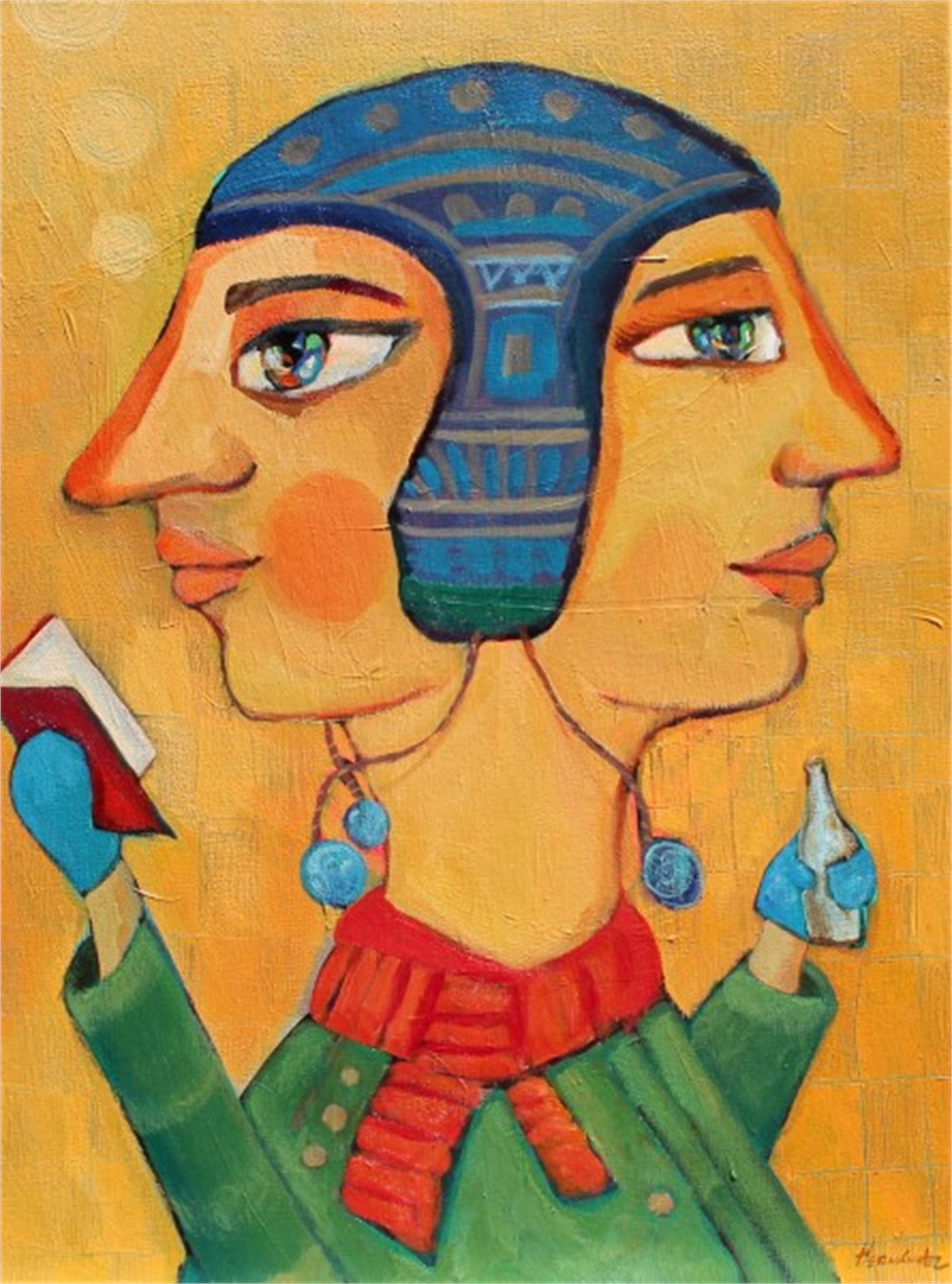 Twins by William Hernandez