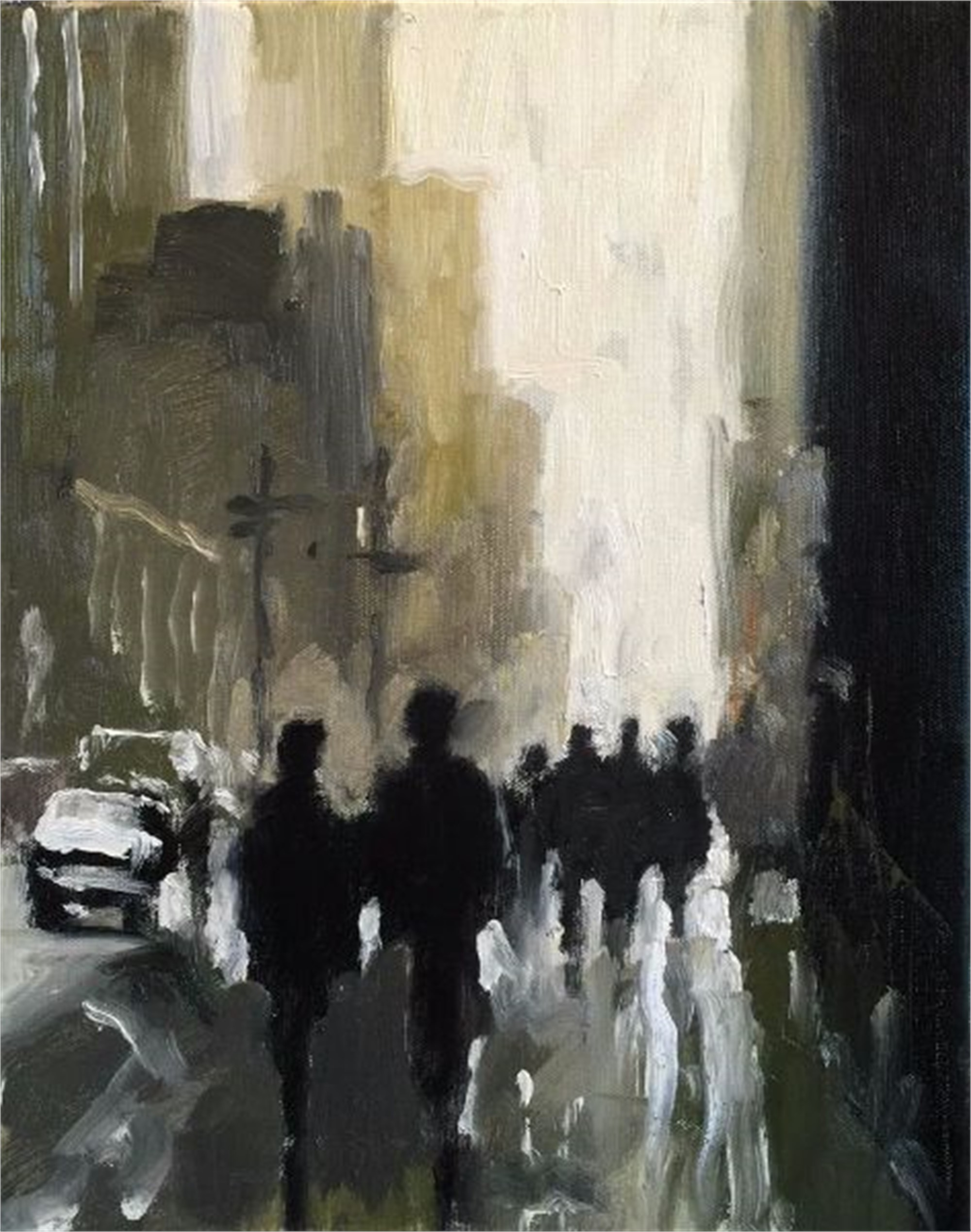 In Midtown by Betsy Havens