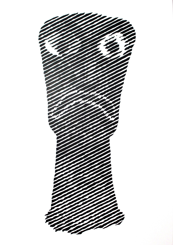 Akua Hulu Manu/Feathered God #6 by Ian Kuali'i