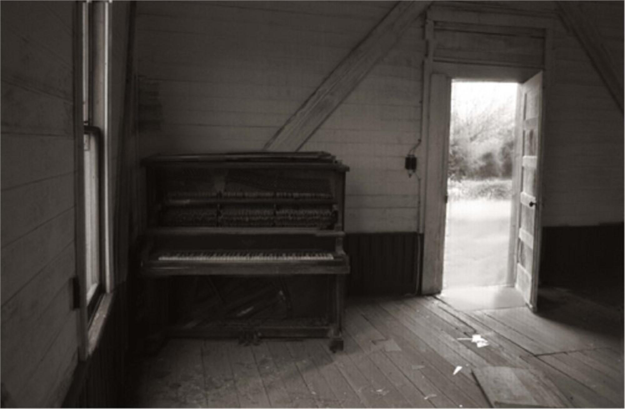Piano, Colorado County, TX by Tommy LaVergne
