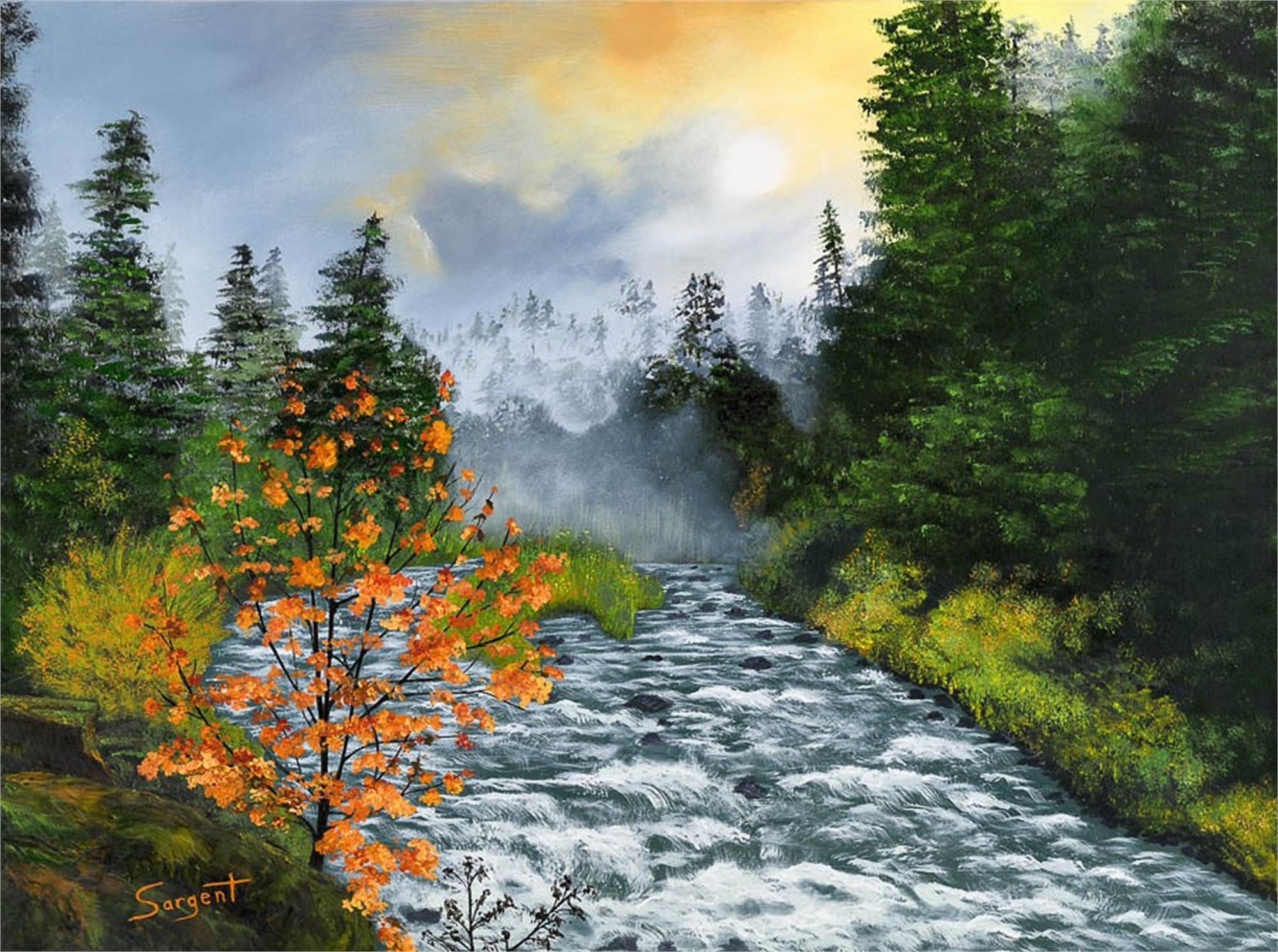 Memories of Metolius by Phil Sargent (Canby, OR)