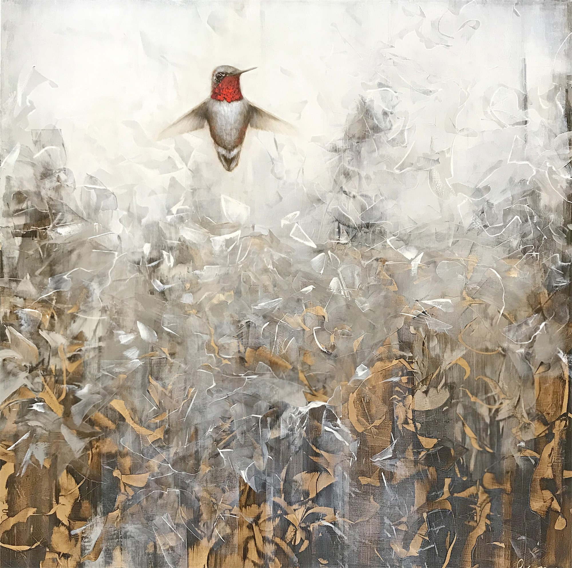 Between Earth + Sky by Jessica Pisano