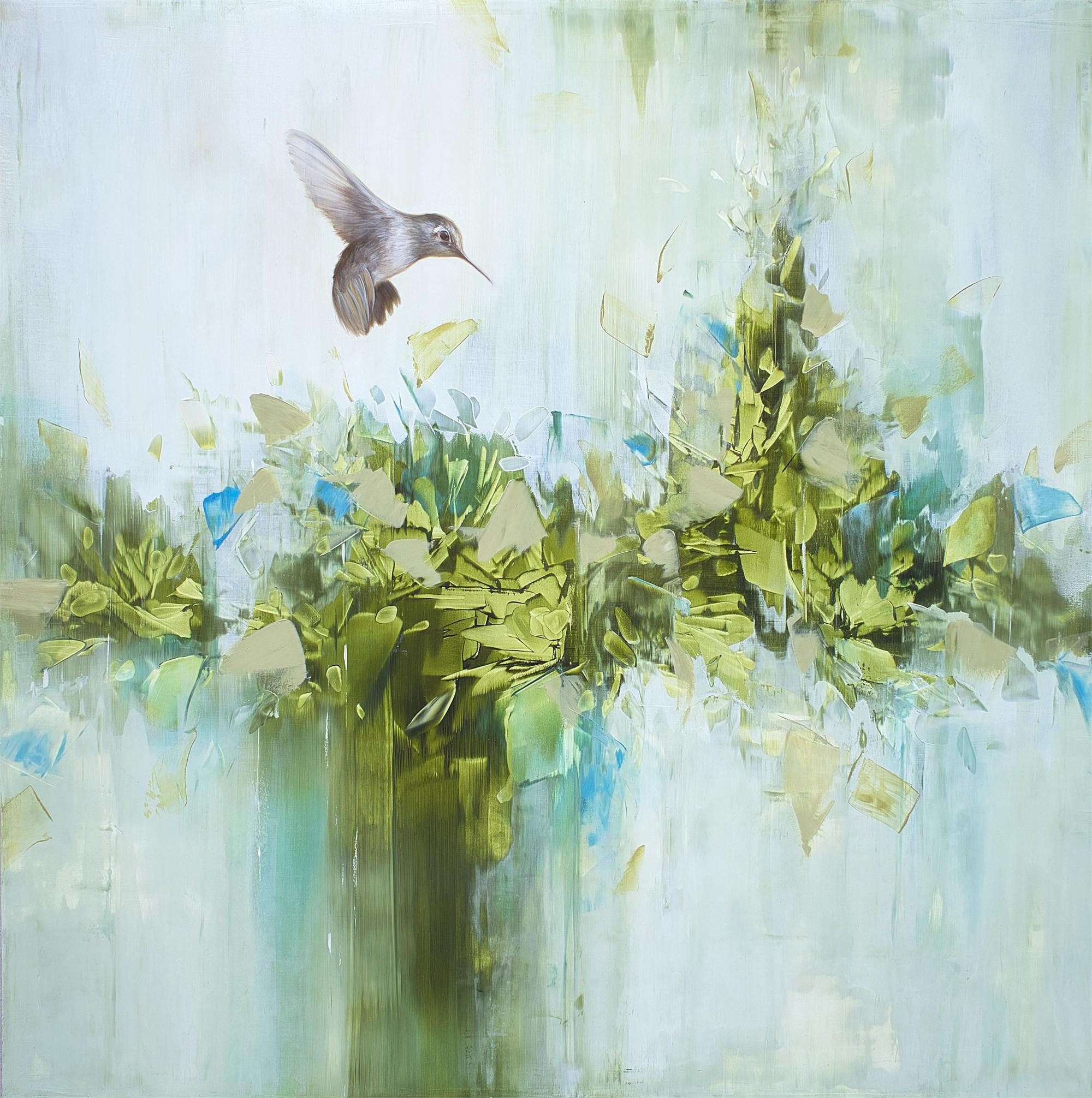Garden Bloom II by Jessica Pisano