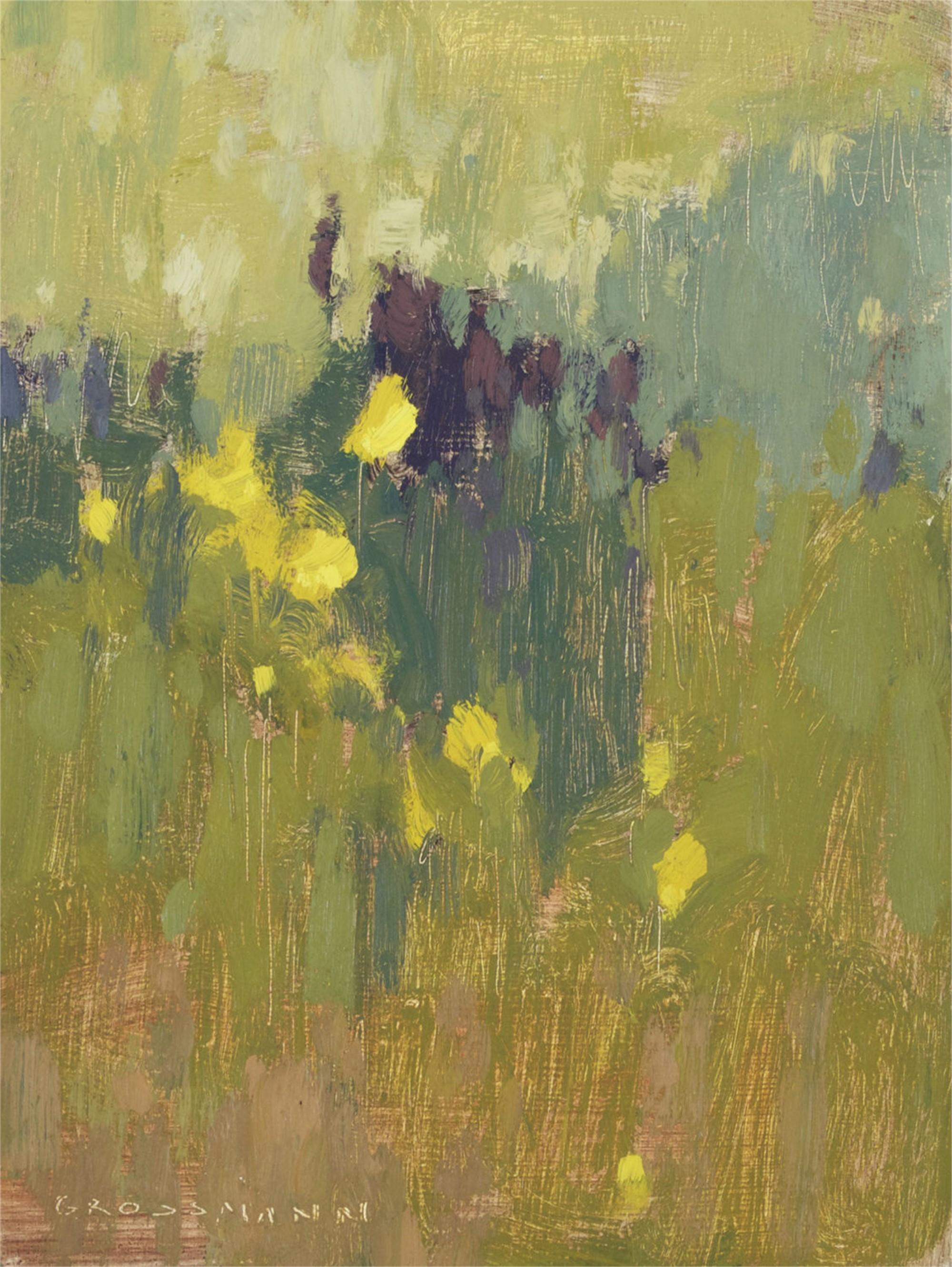 Wildflower Patterns, Monday by David Grossmann
