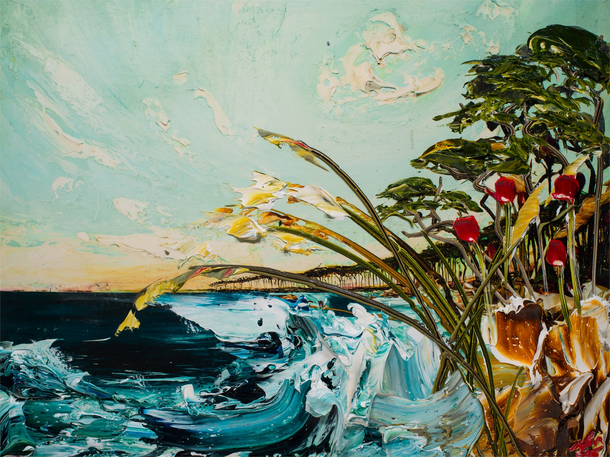SEASCAPE HPAE33/50 by JUSTIN GAFFREY