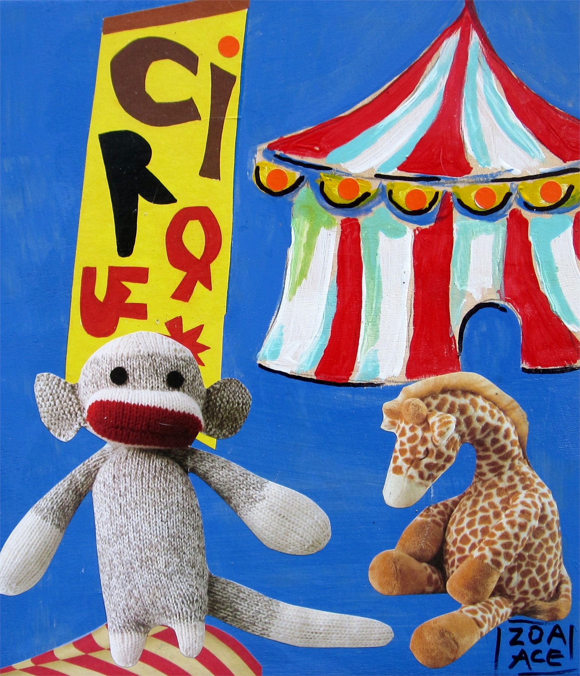 Circus Animals by Zoa Ace