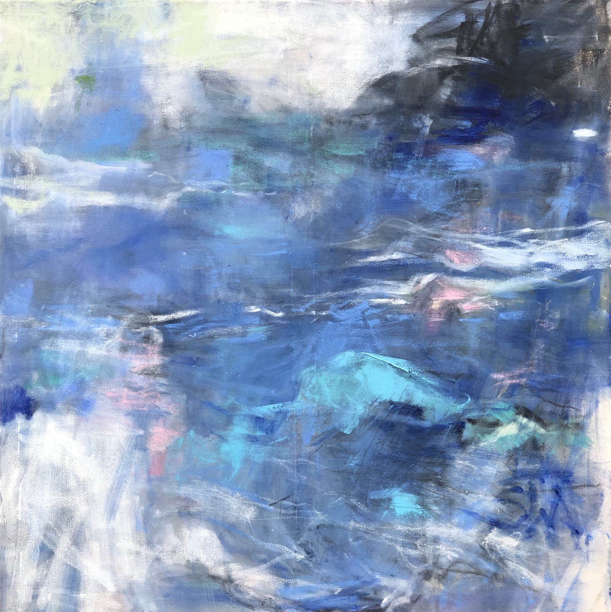 Going with the Flow by Susan Altman