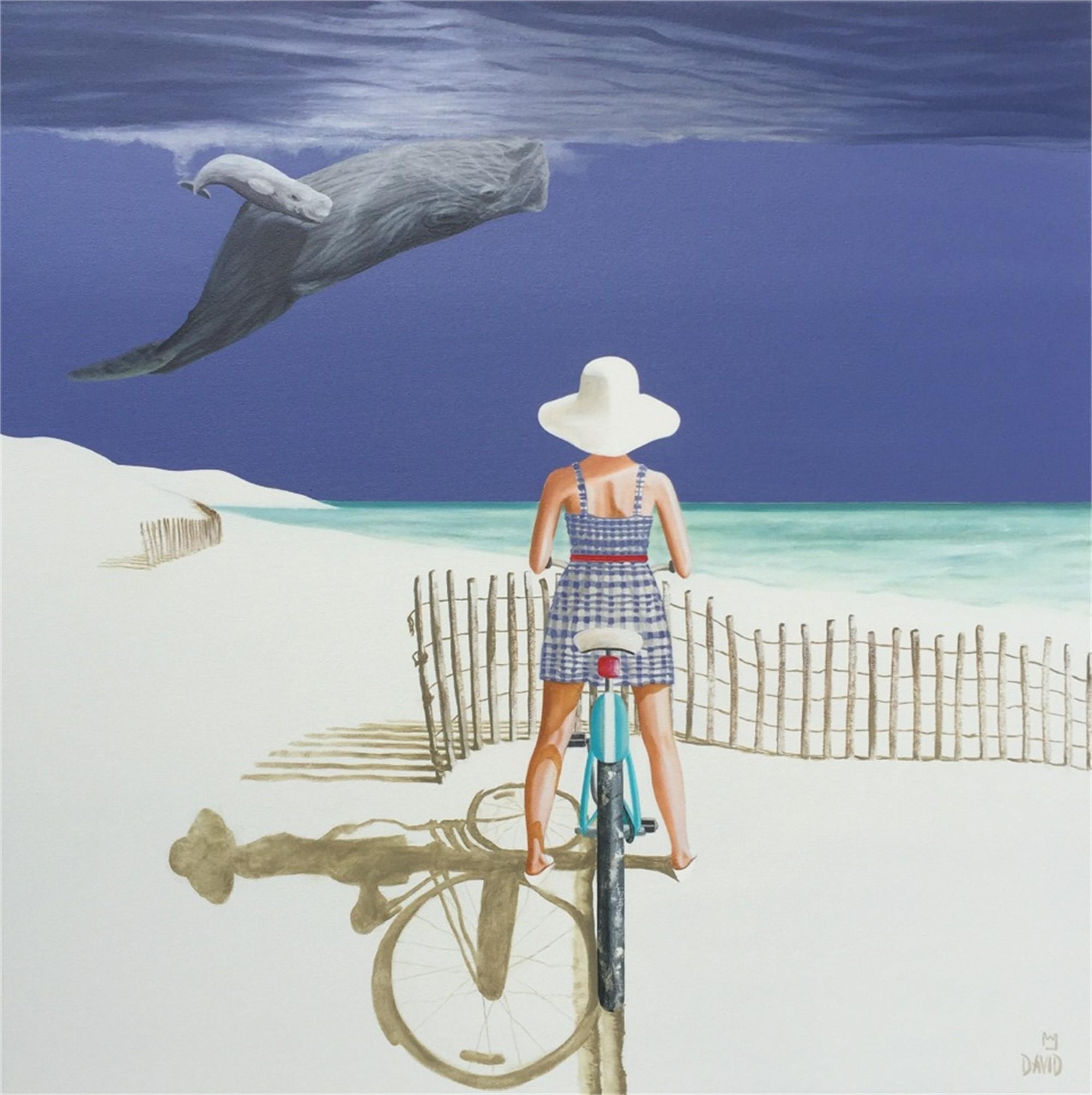 Whale Watching by David Jonathan Marshall