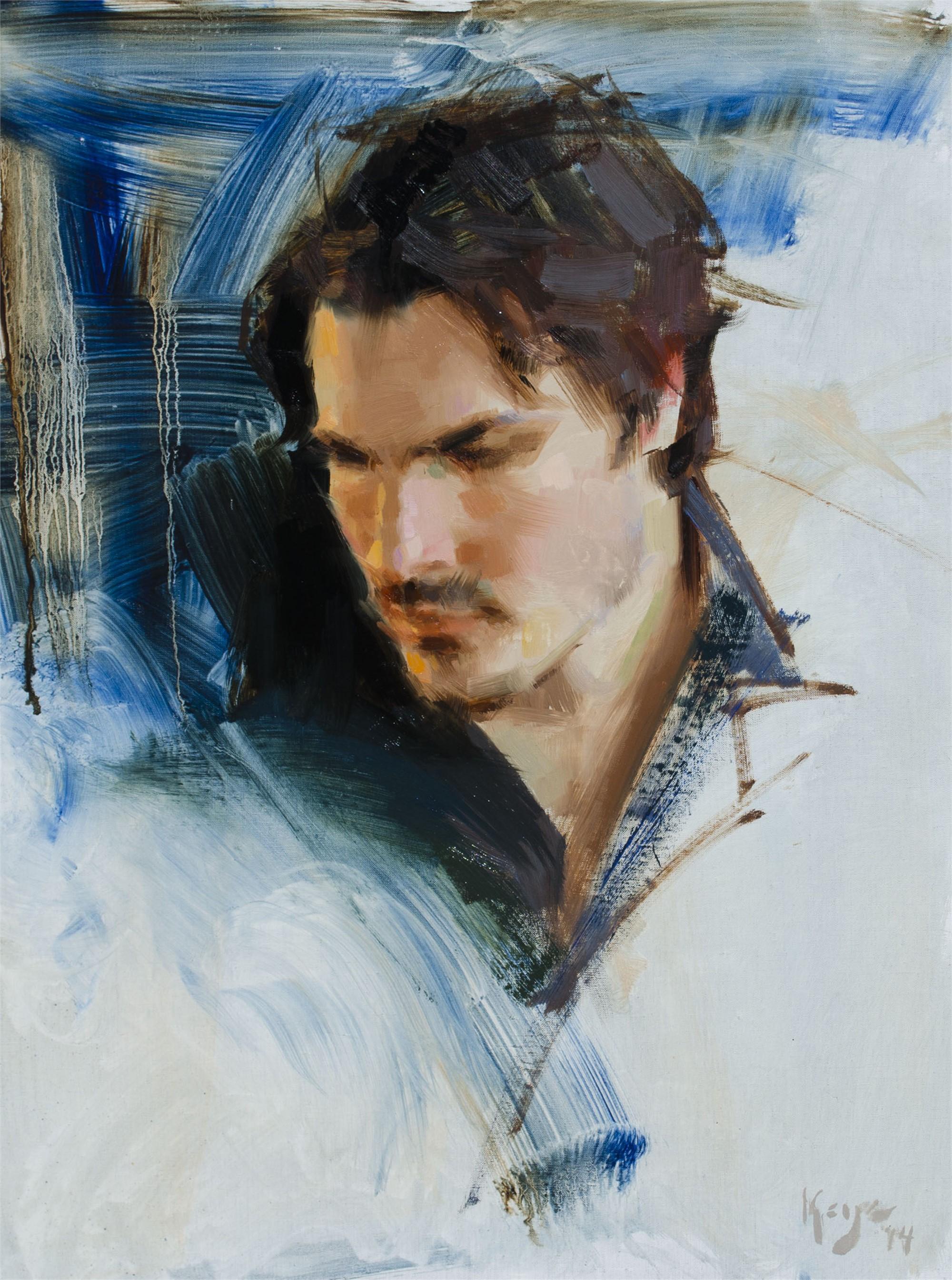Tyler Sketch by Daniel Keys