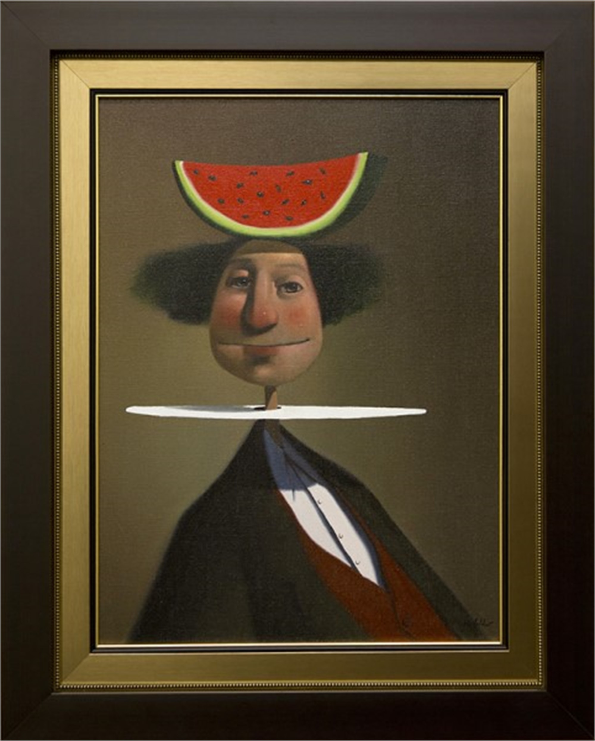 Watermelon Man by Joe McFadden