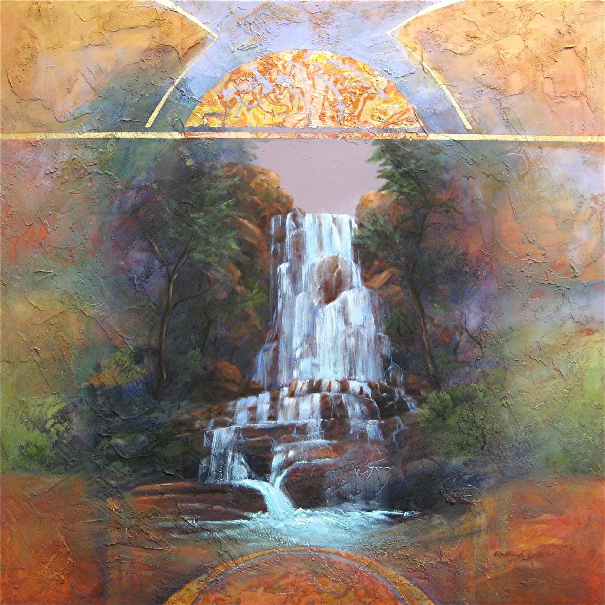 Mystic Falls by Marlys Mallét & Michael Redhawk