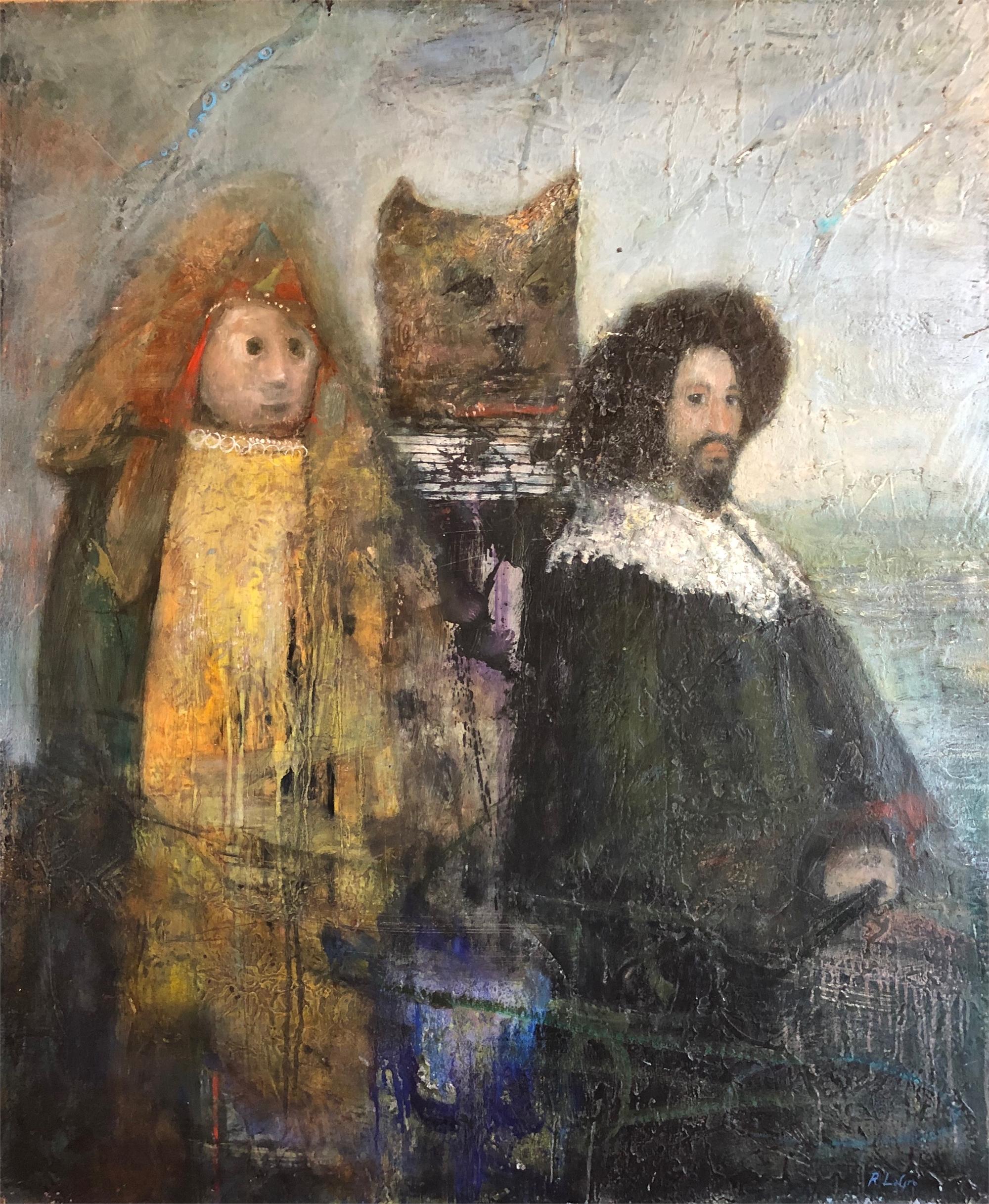 The Three Messengers by Randall LaGro