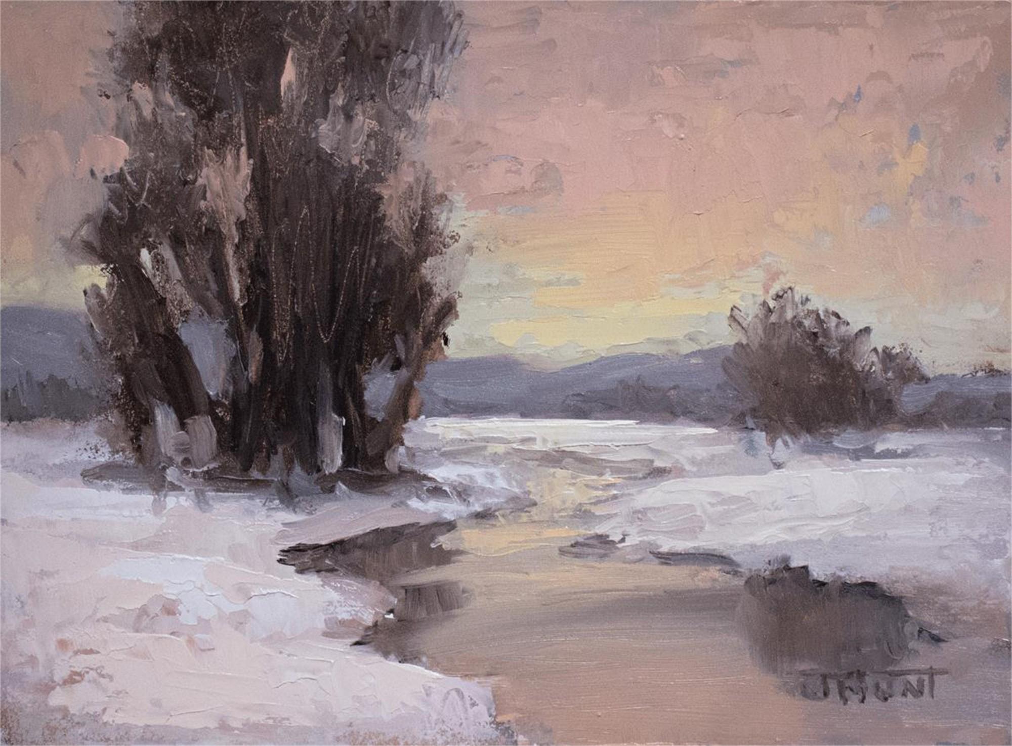 Winter Sky by Jane Hunt