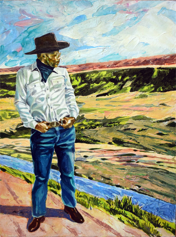 Cowboy by Karl E. Hall