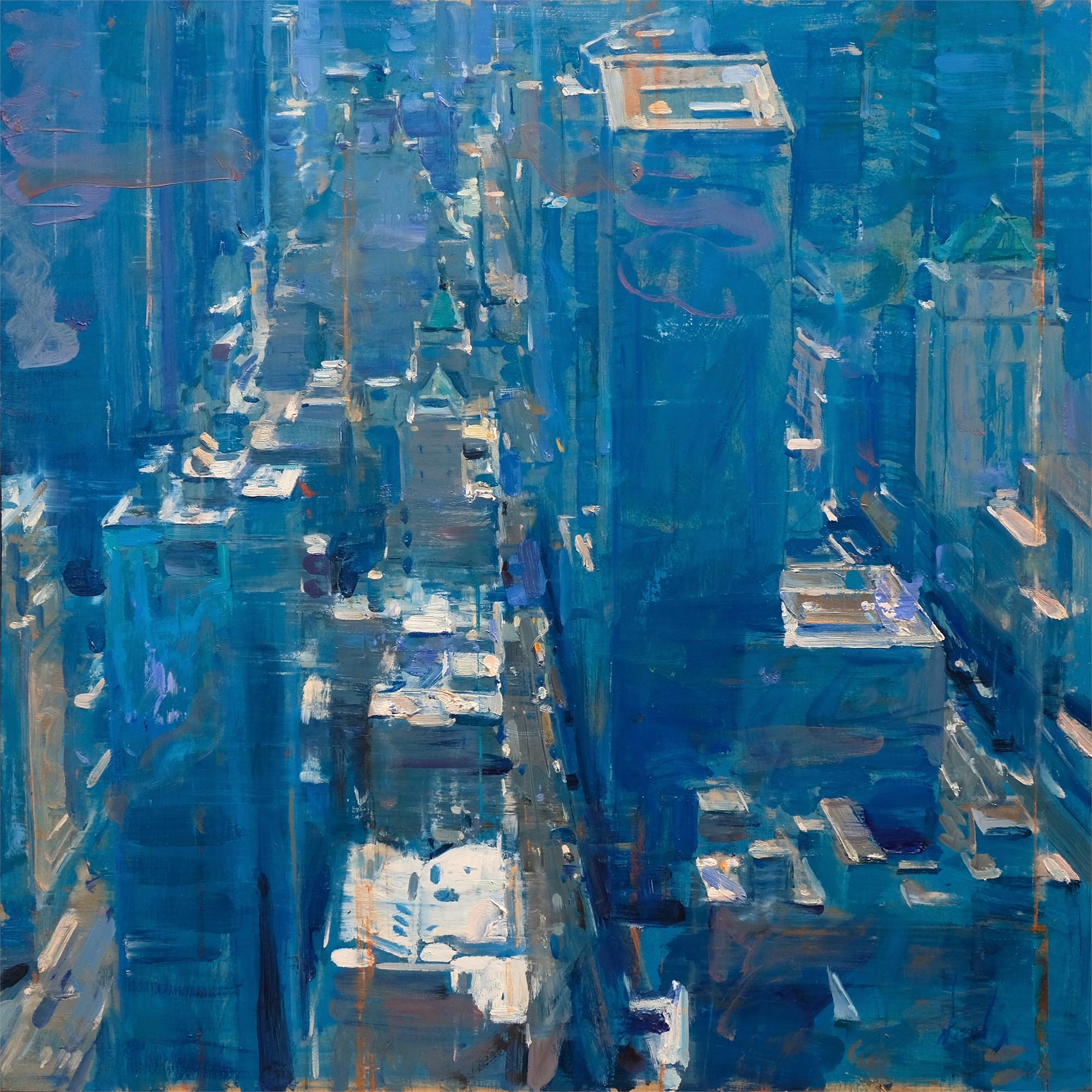 Manhattan VI by Derek Penix